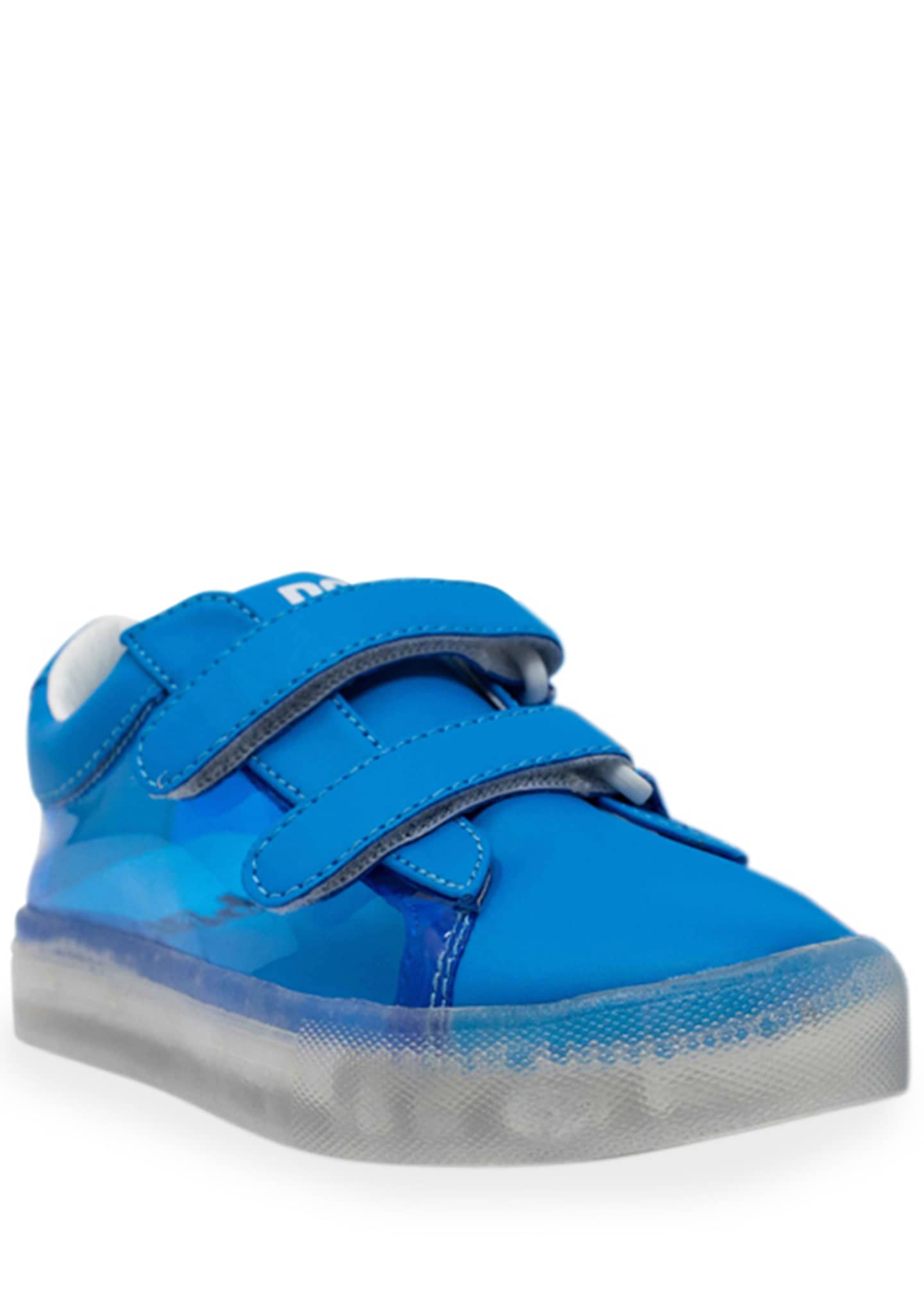 Pop Shoes EZ Clear Light-Up Sneakers, Toddler/Kids