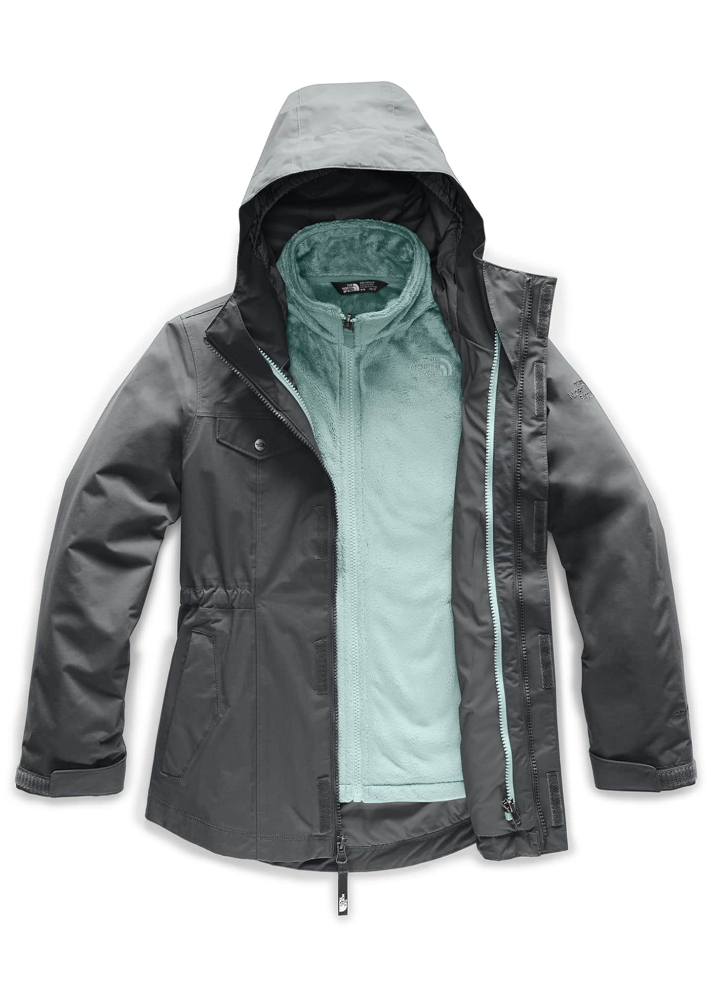 The North Face Girl's Osolita Triclimate Jacket, Size