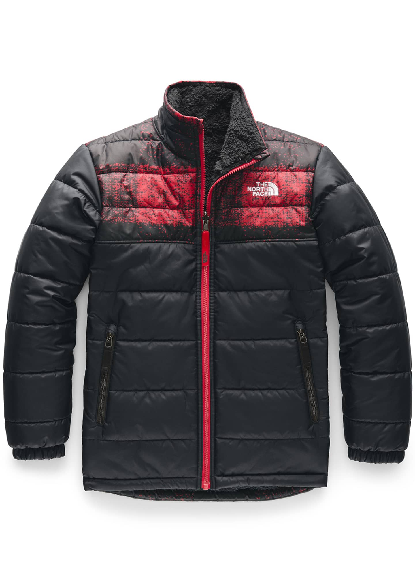 The North Face Boy's Mount Chimborazo Reversible Stand-Collar