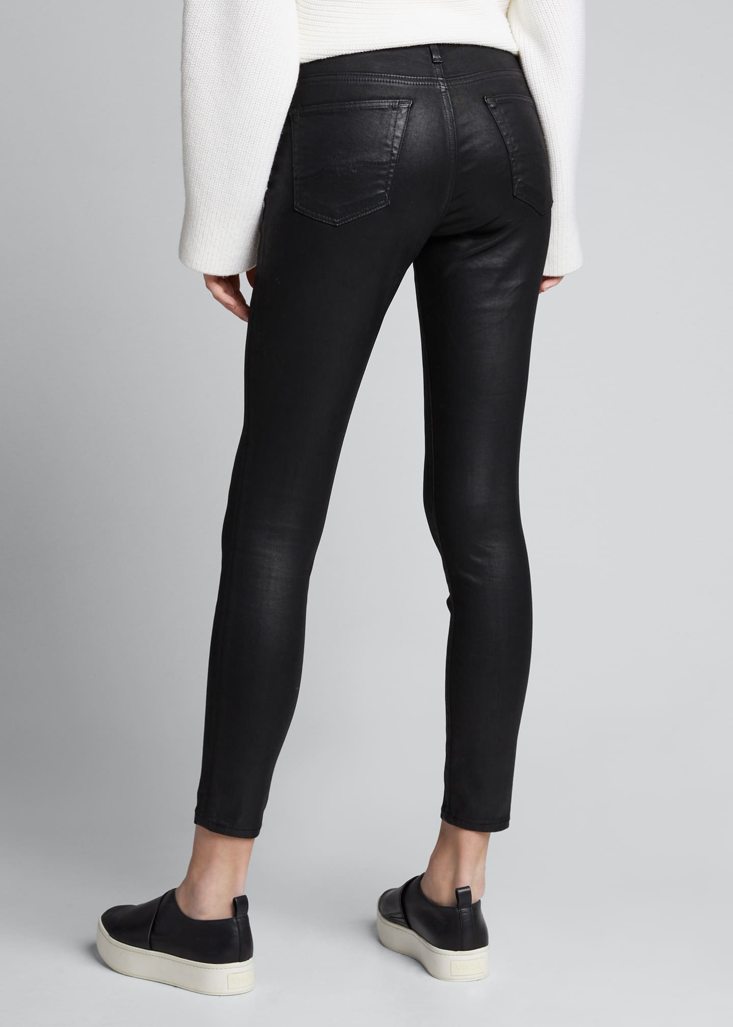 Image 2 of 5: The Legging Ankle Skinny Jeans