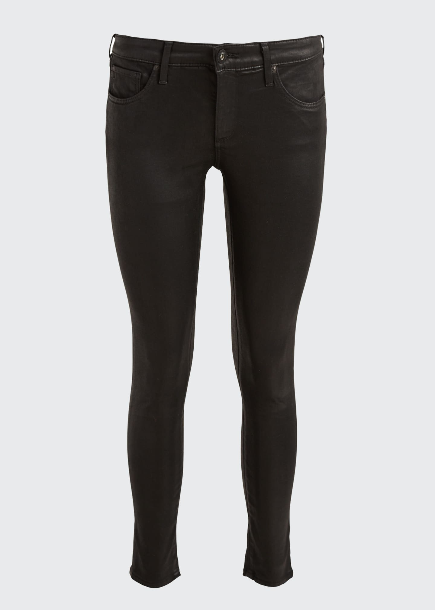 Image 5 of 5: The Legging Ankle Skinny Jeans