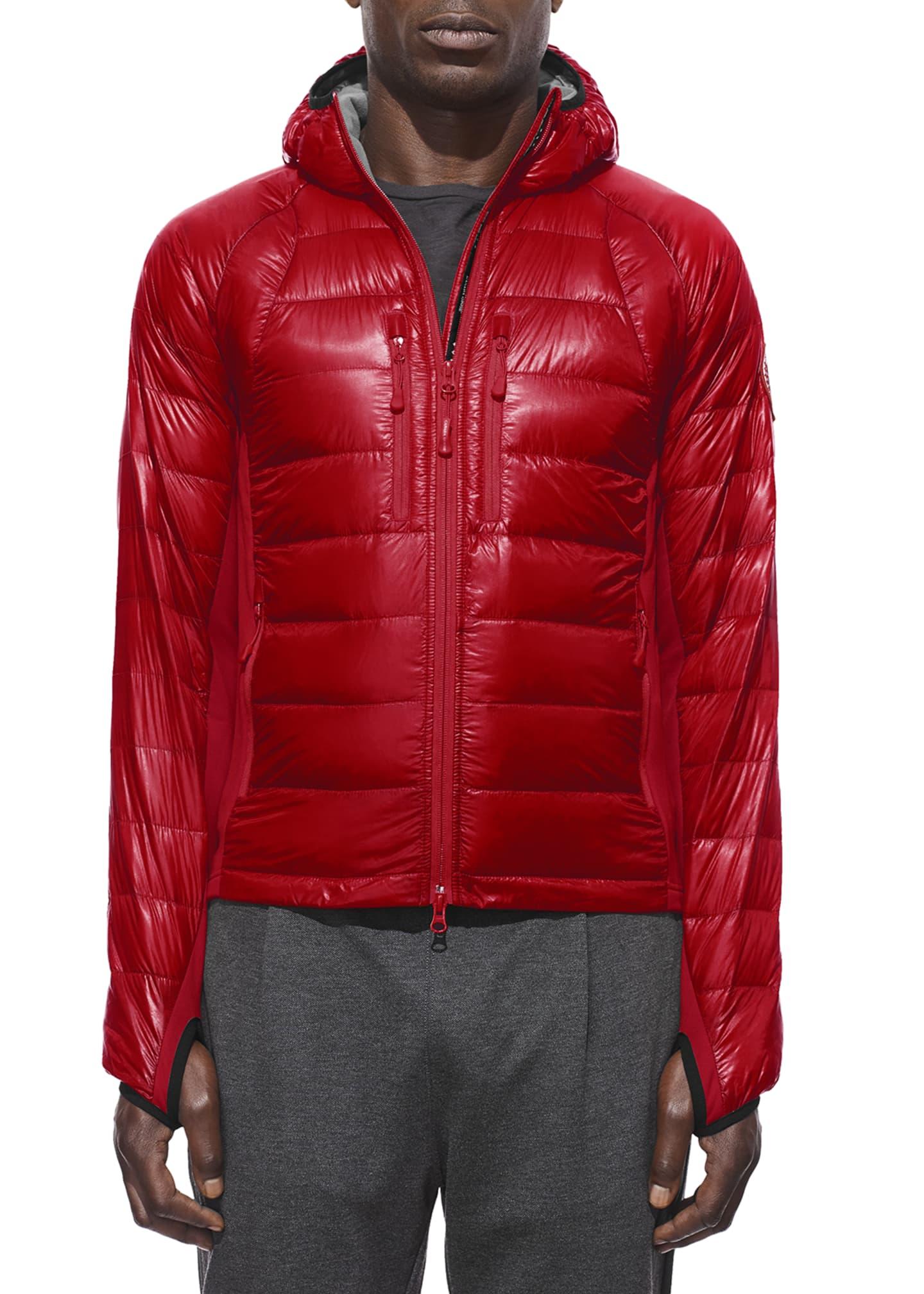 Canada Goose Men's Hybridge Lite Hooded Jacket