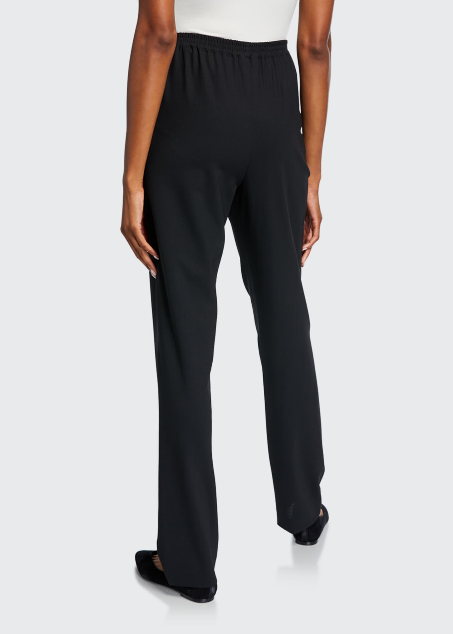 Image 2 of 3: Stretch Narrow-Leg Trousers