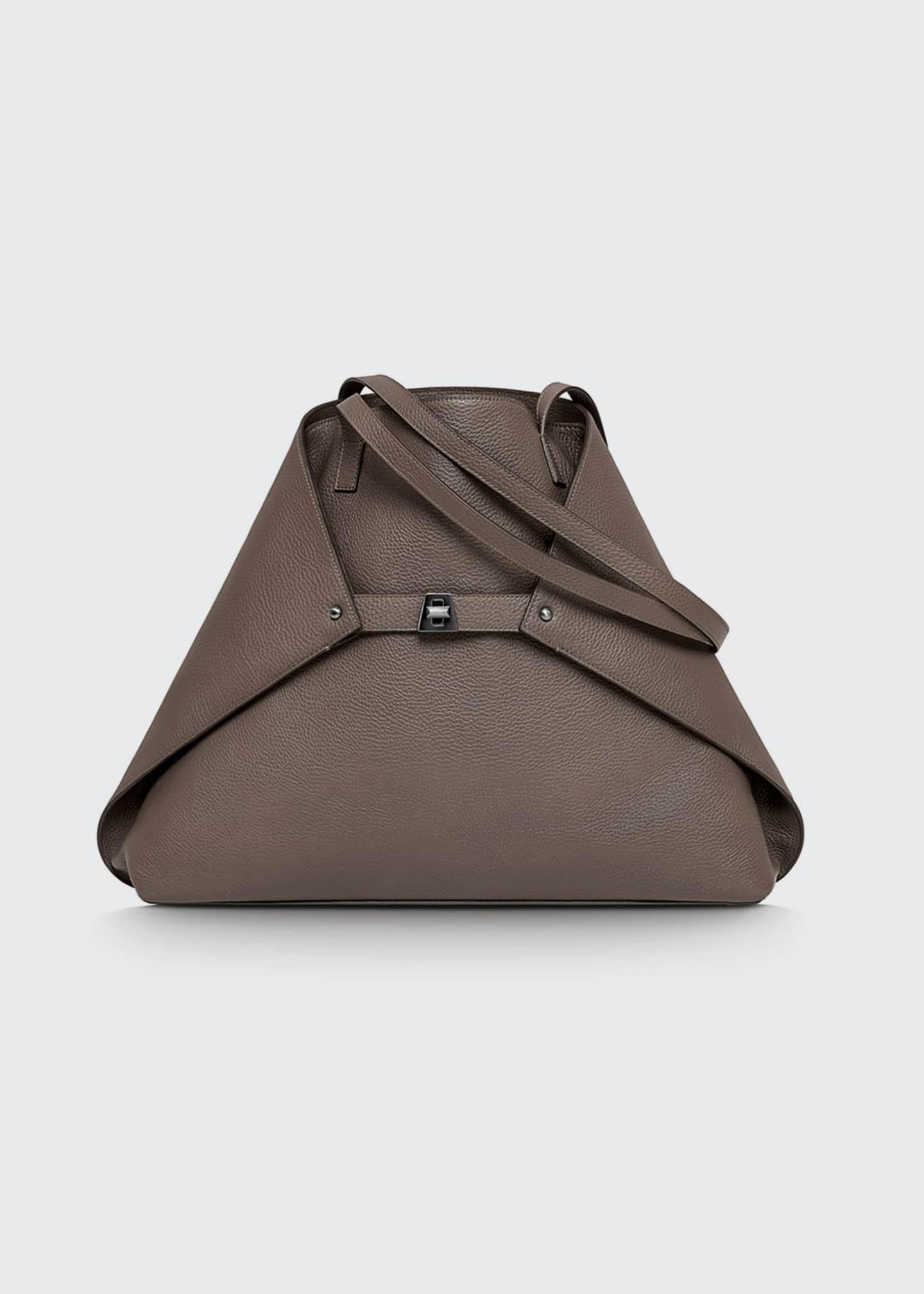 Akris Ai Medium Cervo Tote Bag