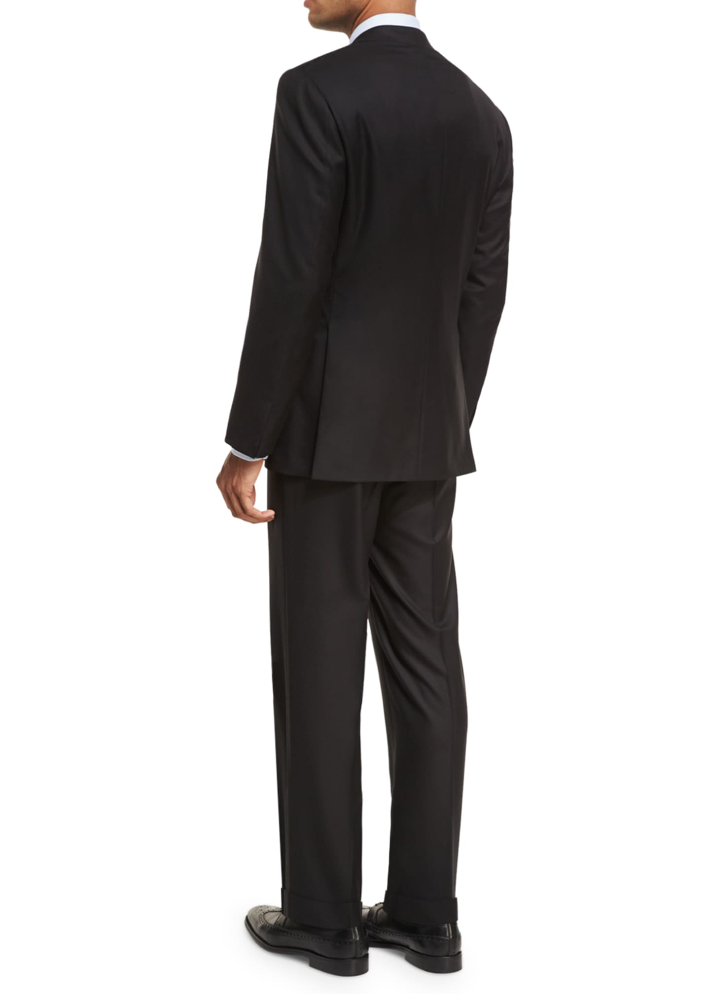 Image 2 of 3: Essential Virgin Wool Two-Piece Suit