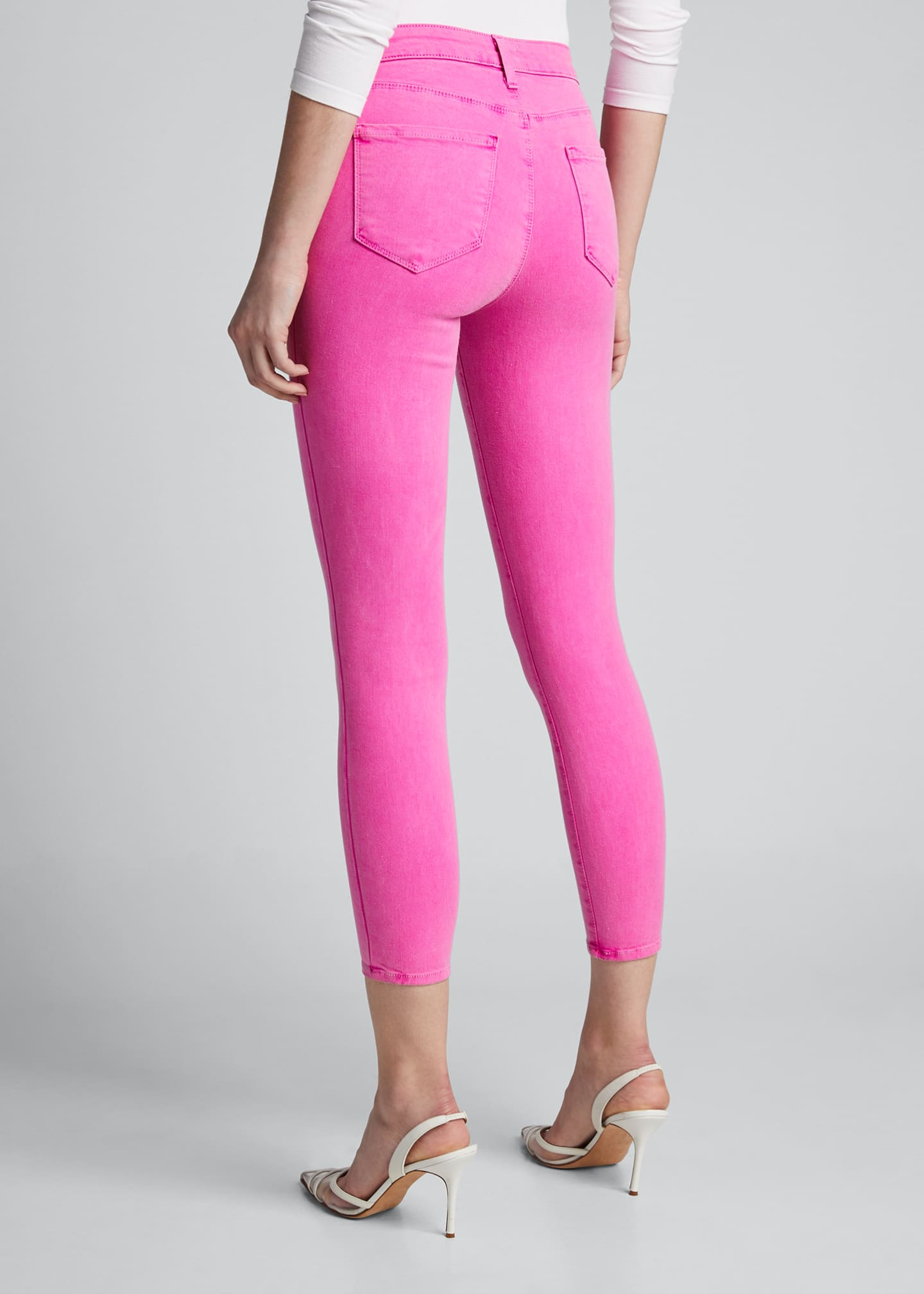 Image 2 of 2: Margot High-Rise Skinny Ankle Jeans