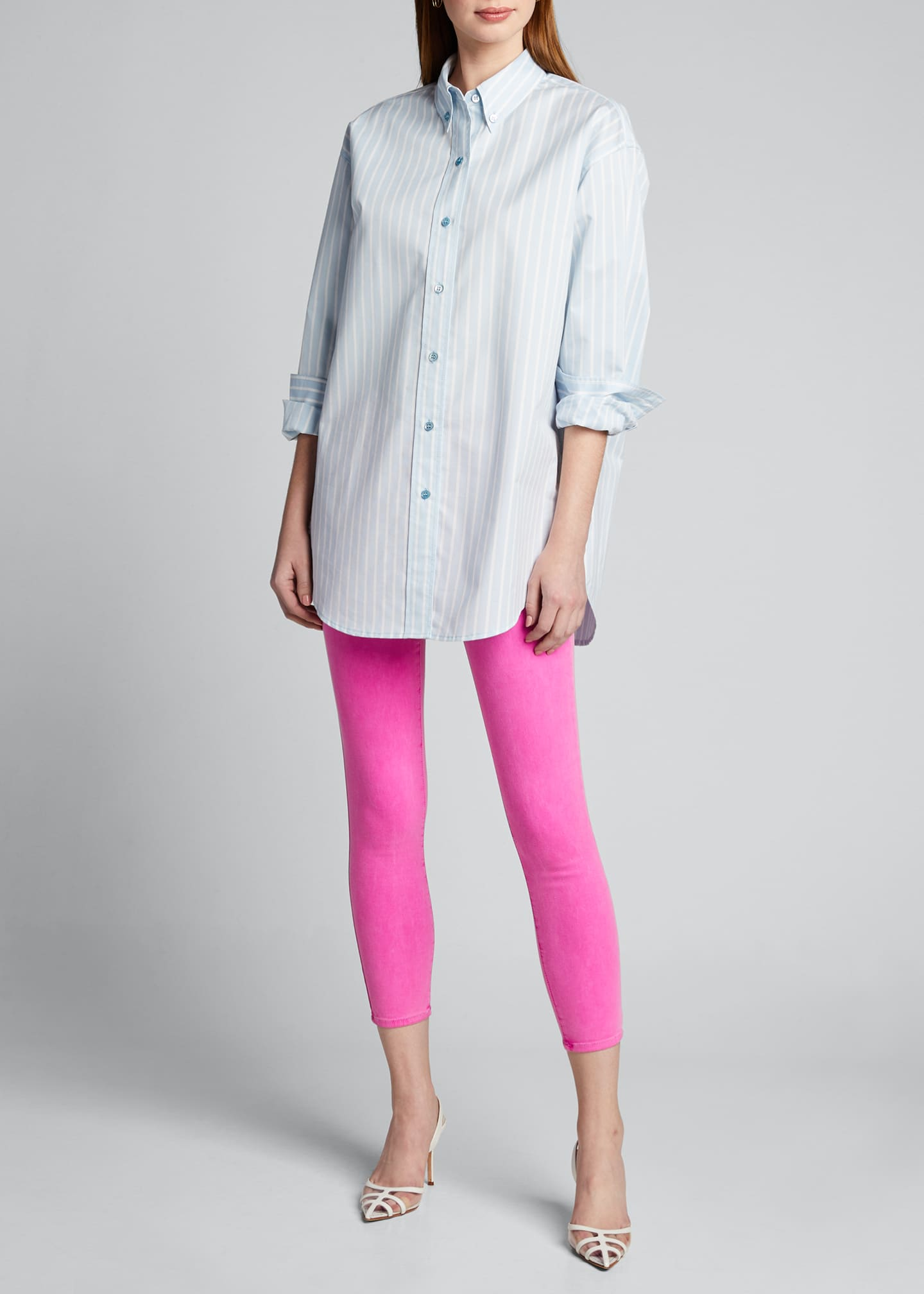 Image 1 of 2: Margot High-Rise Skinny Ankle Jeans
