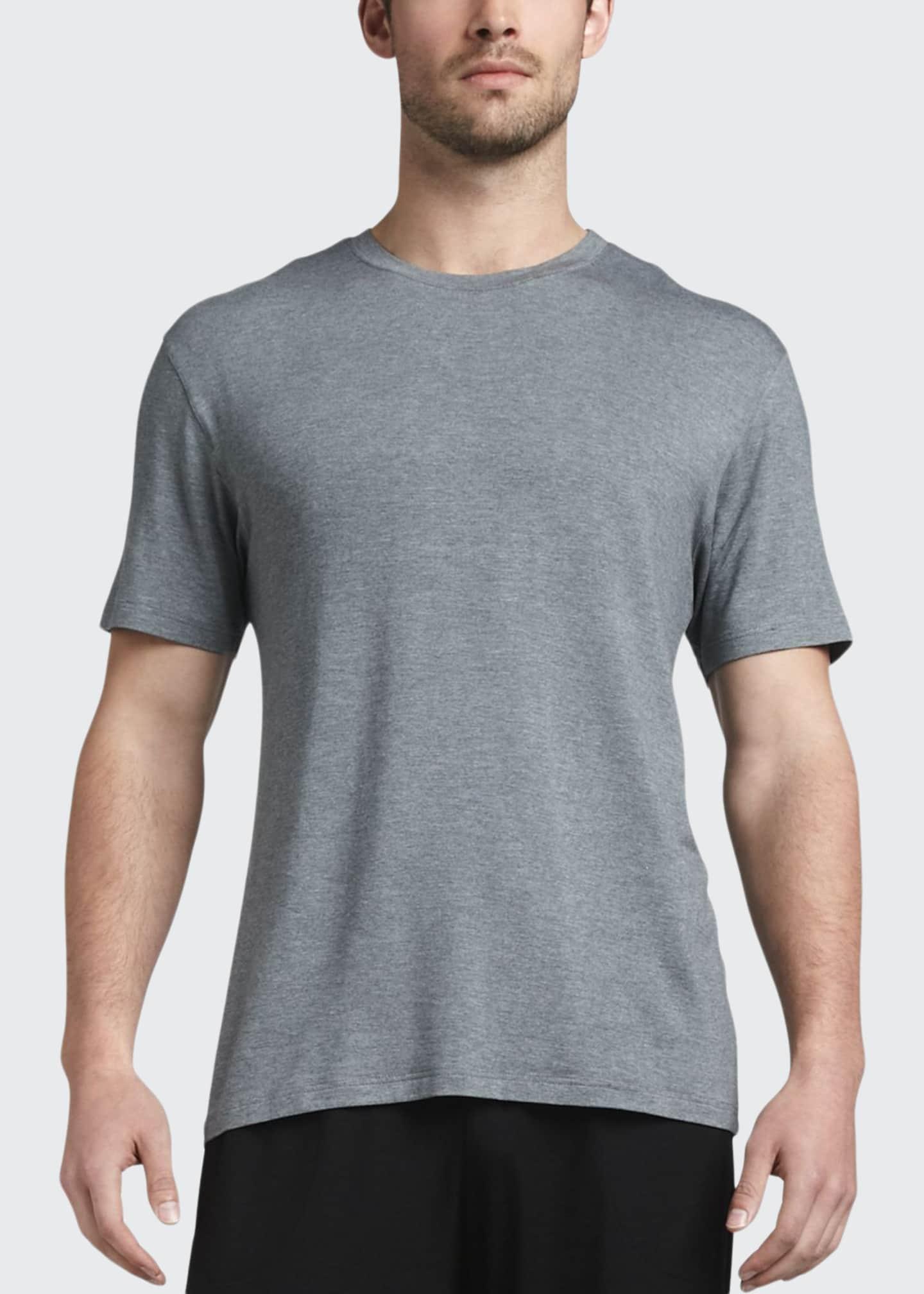 Derek Rose Marlowe Jersey T-Shirt, Gray