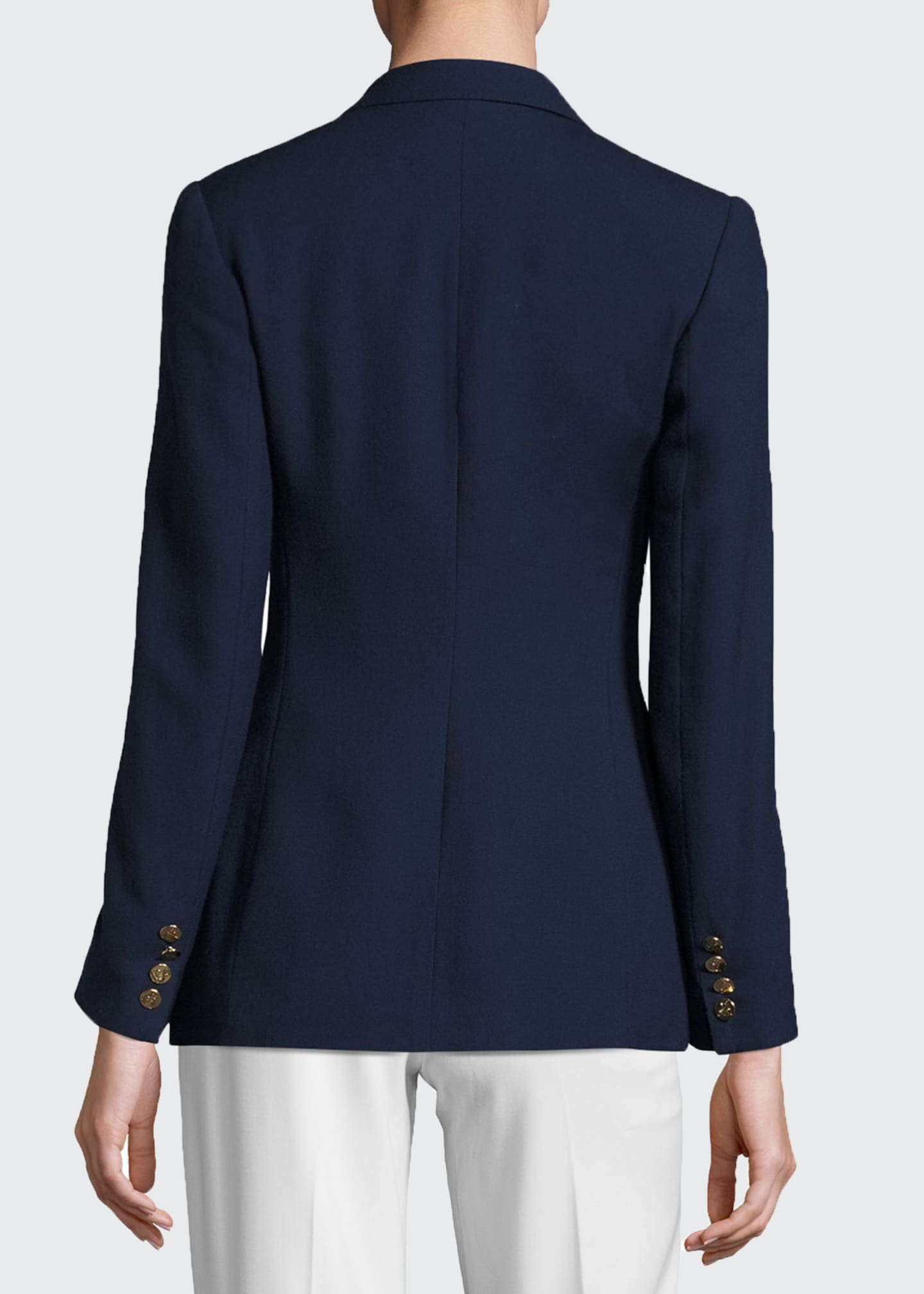 Image 2 of 4: The RL Blazer, Navy