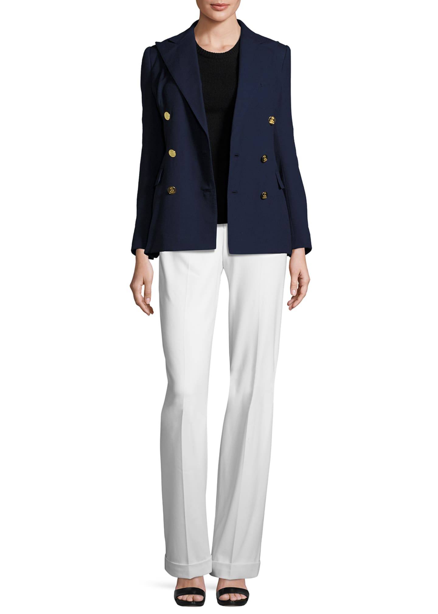 Image 4 of 4: The RL Blazer, Navy