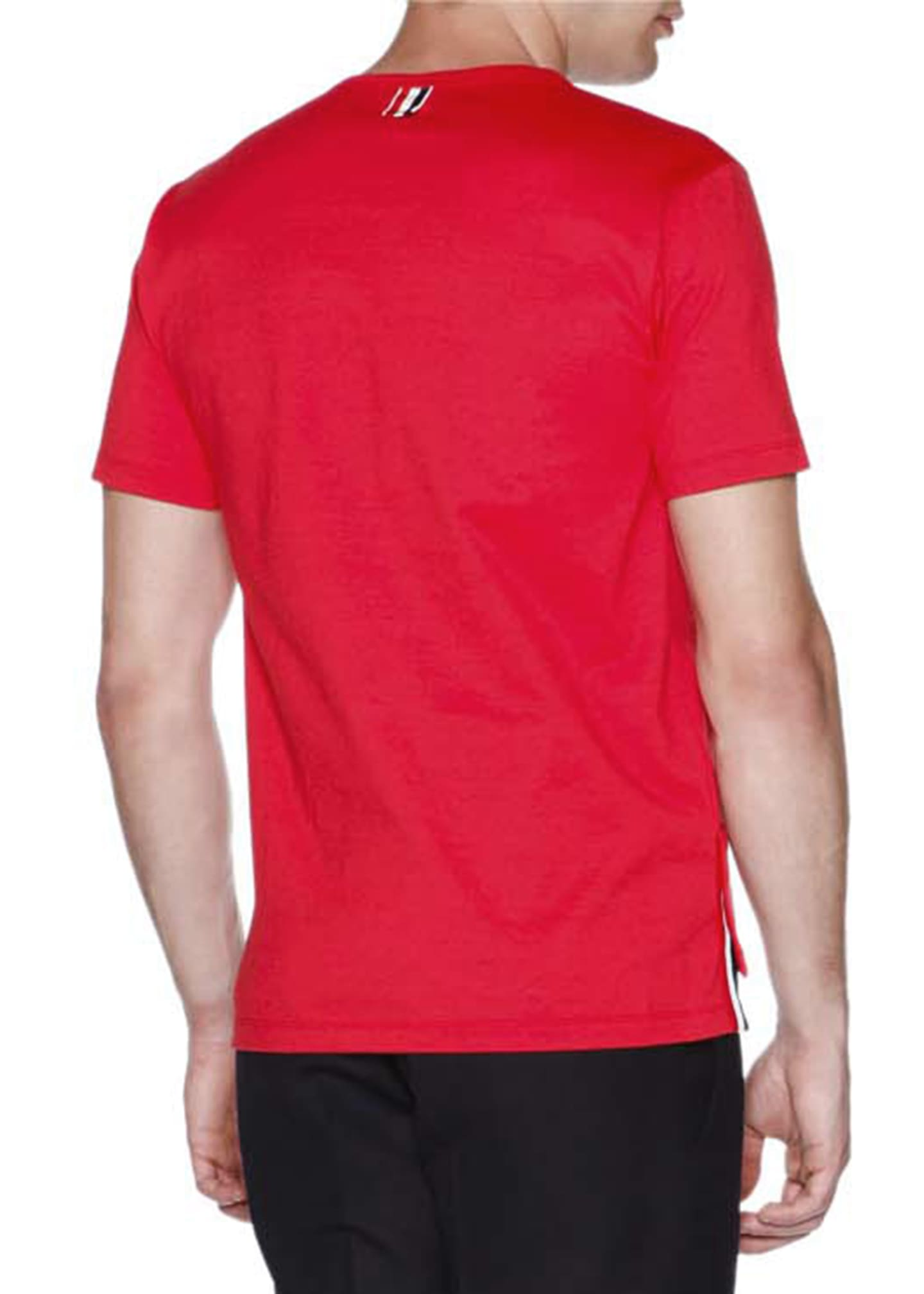Image 2 of 2: Short-Sleeve Logo Pocket T-Shirt