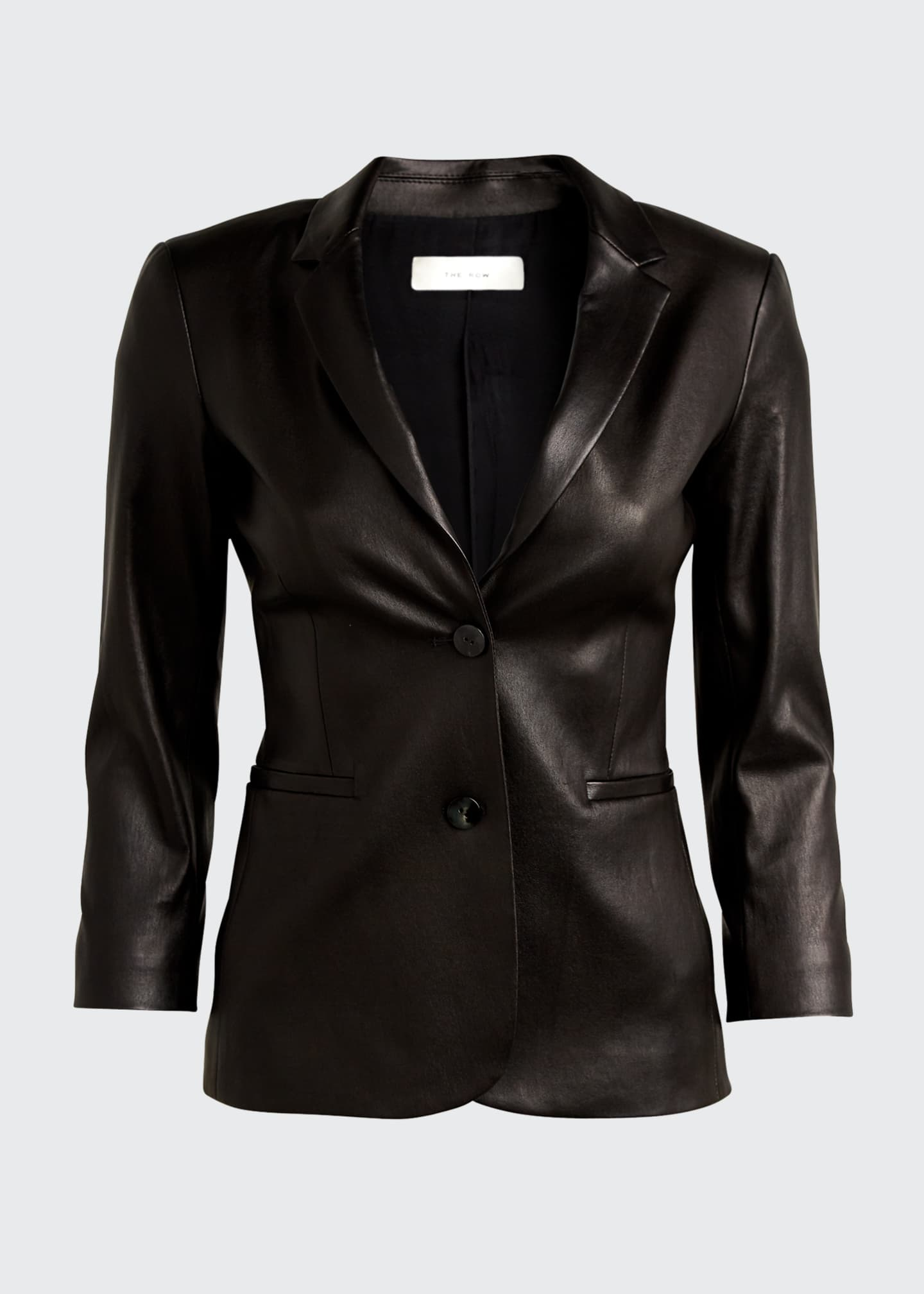 Image 5 of 5: Nolbon Leather Jacket