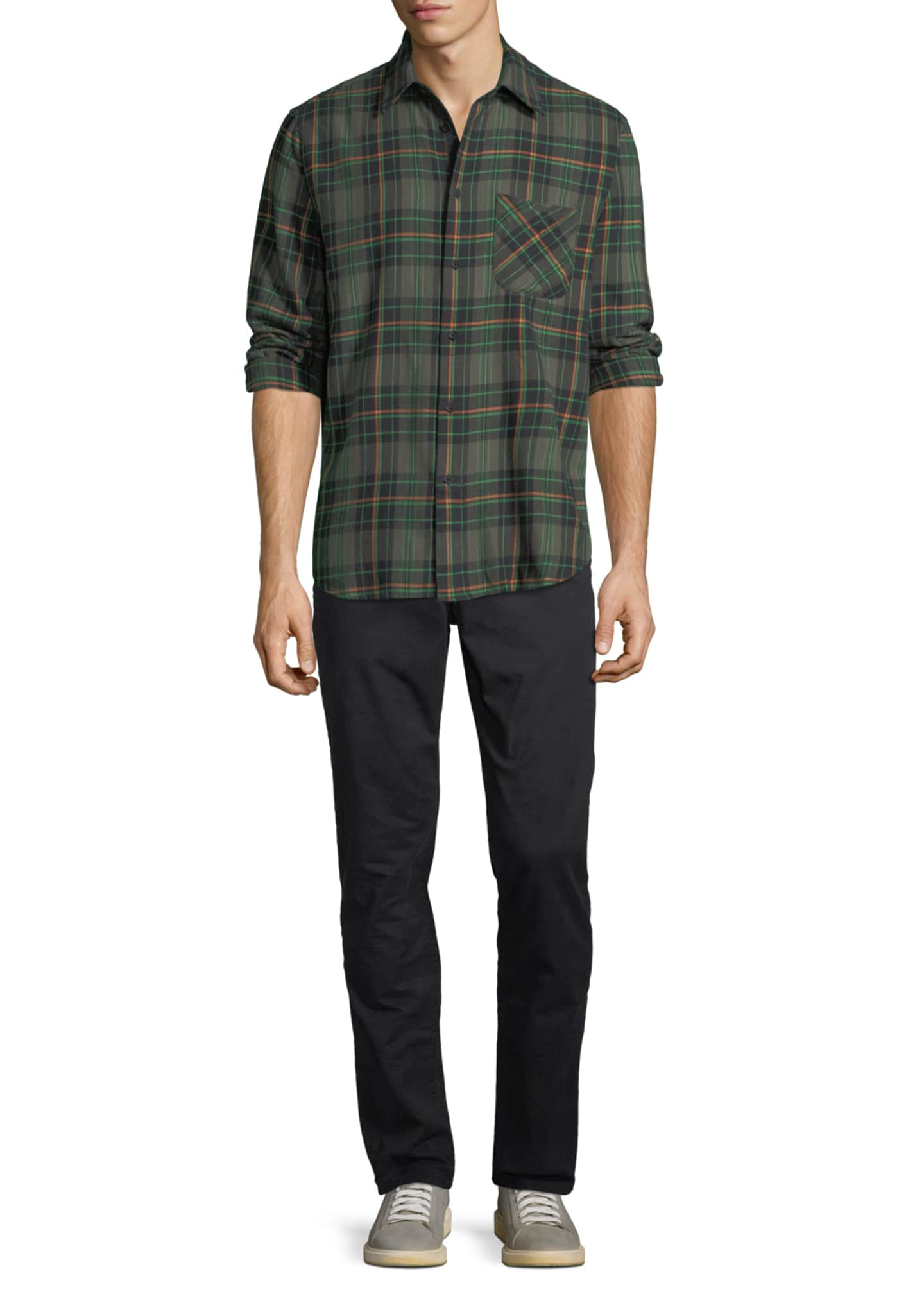 Image 3 of 3: Men's Fit 2 Mid-Rise Slim-Fit Chino Pants