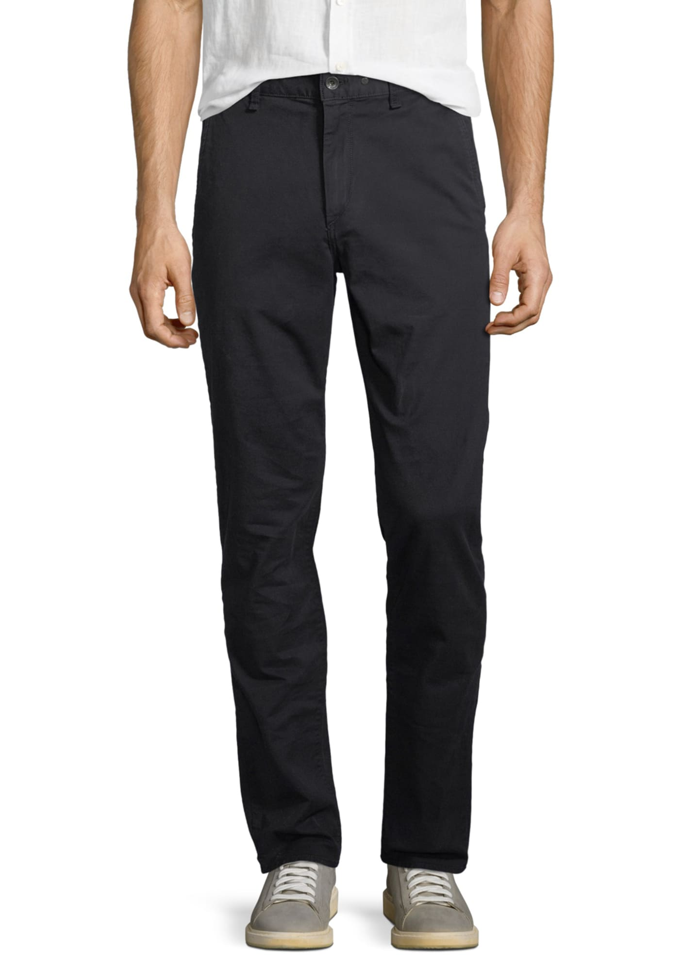 Image 1 of 3: Men's Fit 2 Mid-Rise Slim-Fit Chino Pants