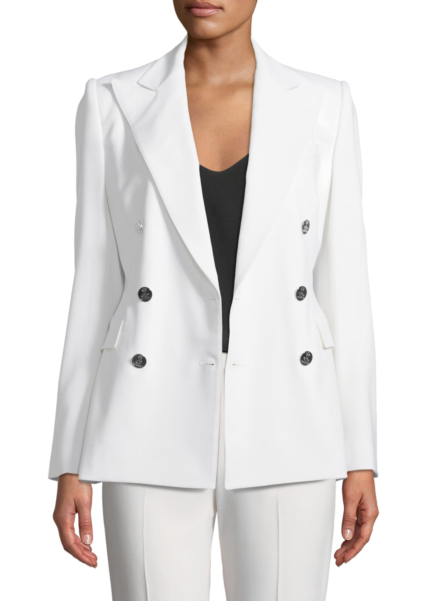 Ralph Lauren Collection Camden Double-Breasted Wool Jacket