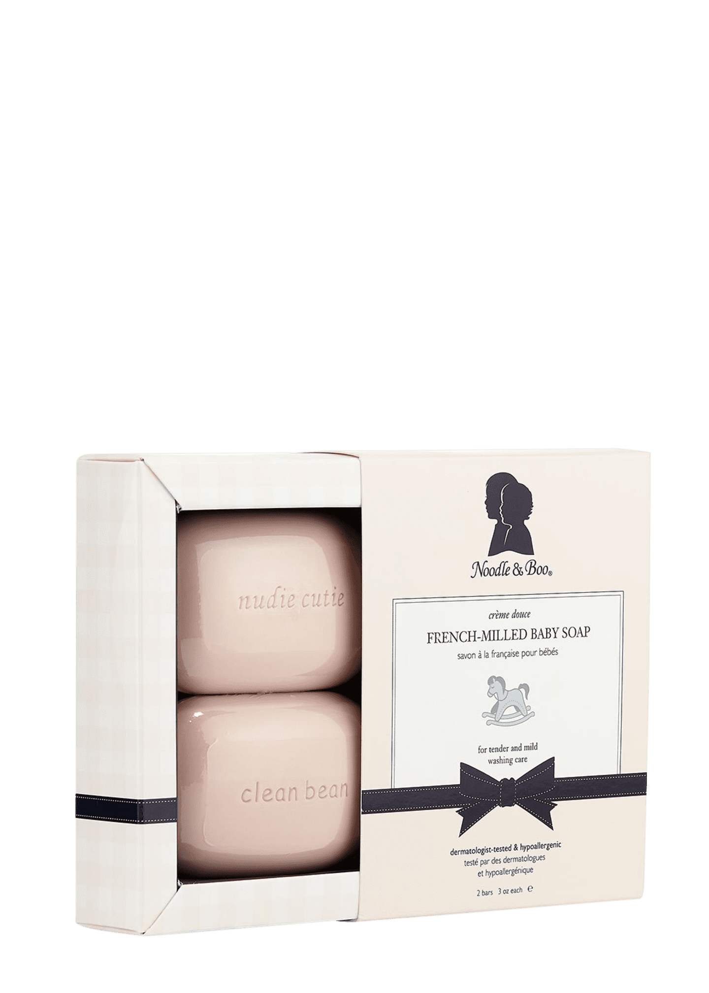 Noodle & Boo French-Milled Soap