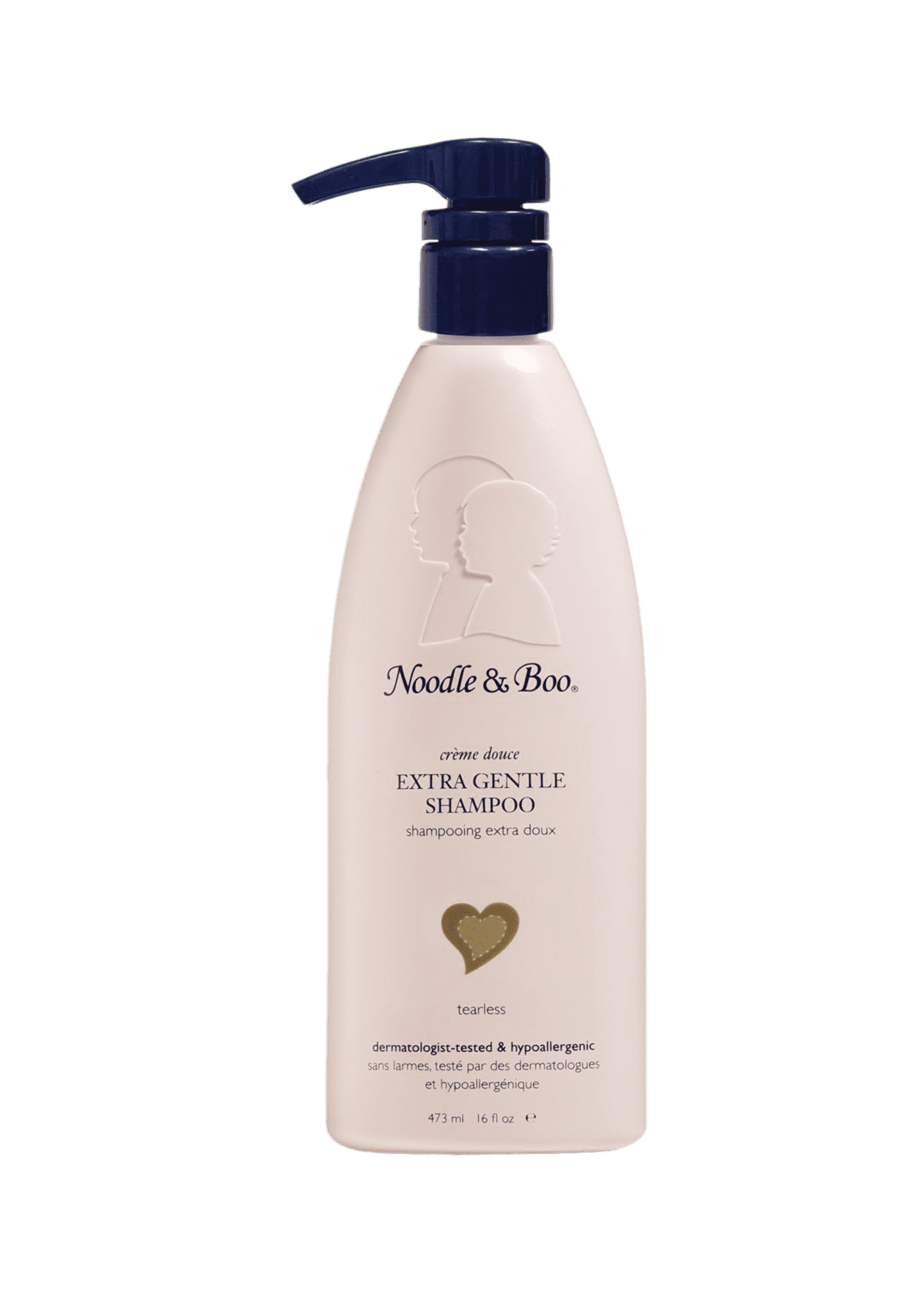 Noodle & Boo Extra Gentle Baby Shampoo, 16