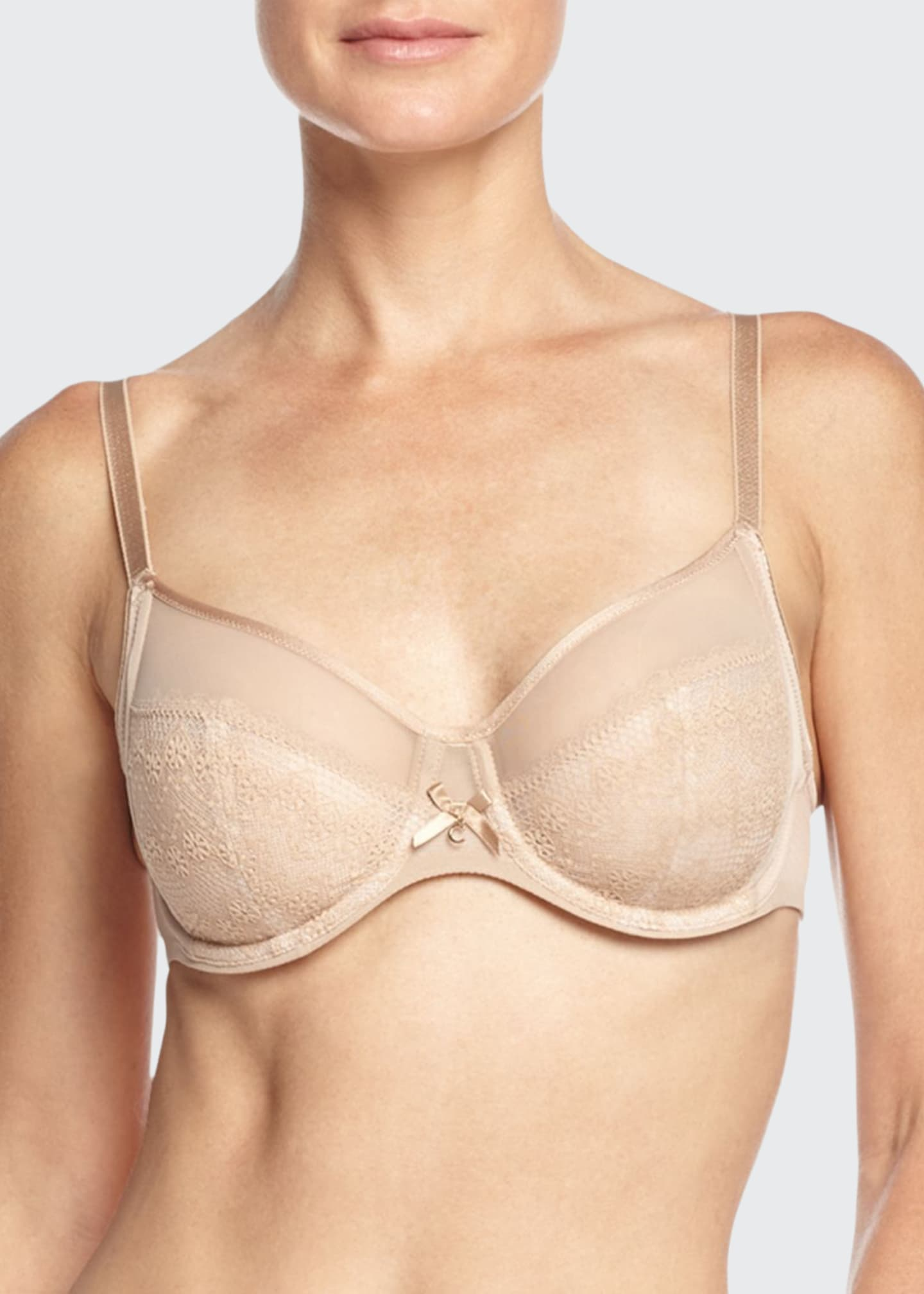 Chantelle Revele Moi Perfect Fit Underwire Bra
