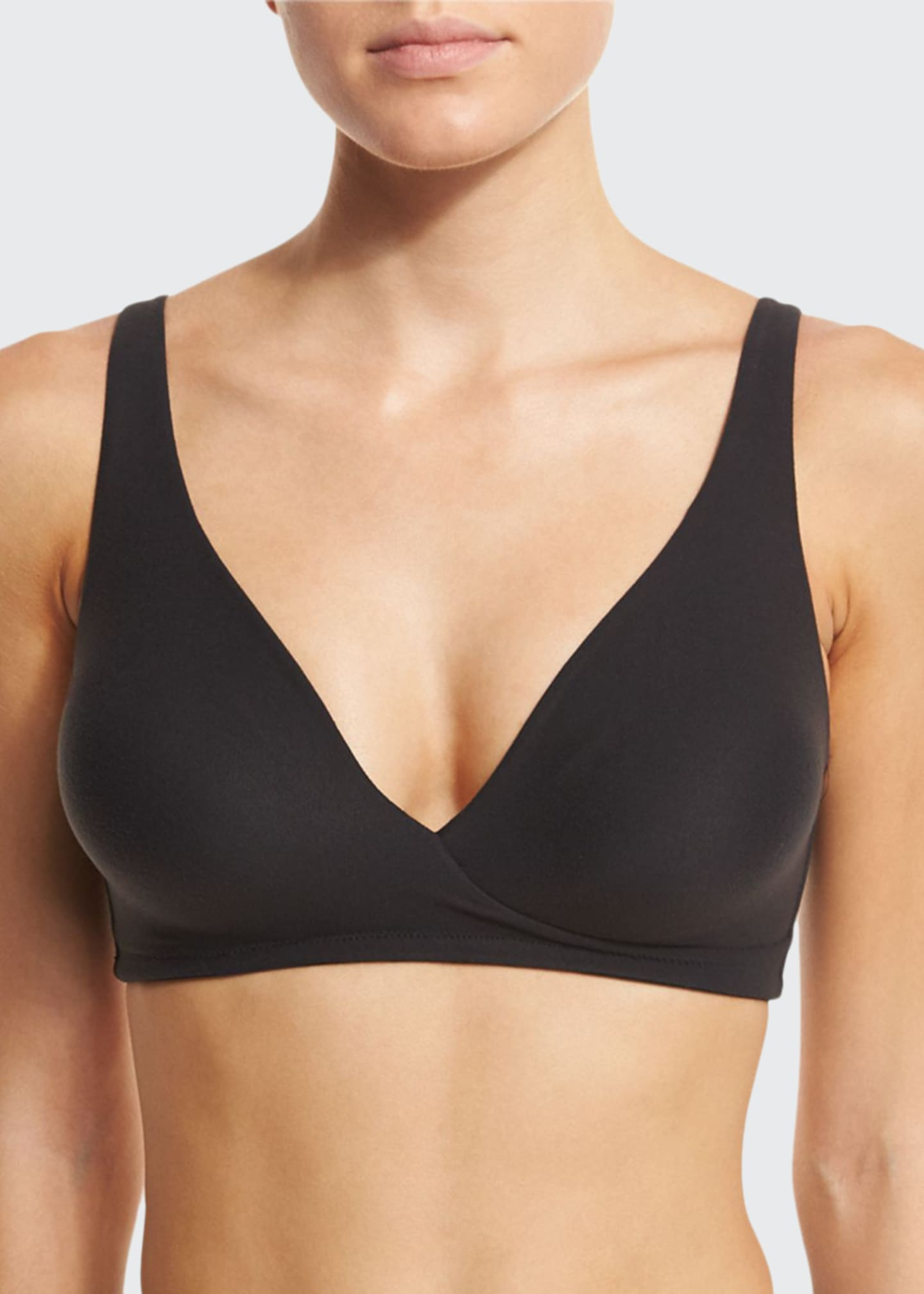 Image 1 of 2: How Perfect Full-Cup Wireless Bra