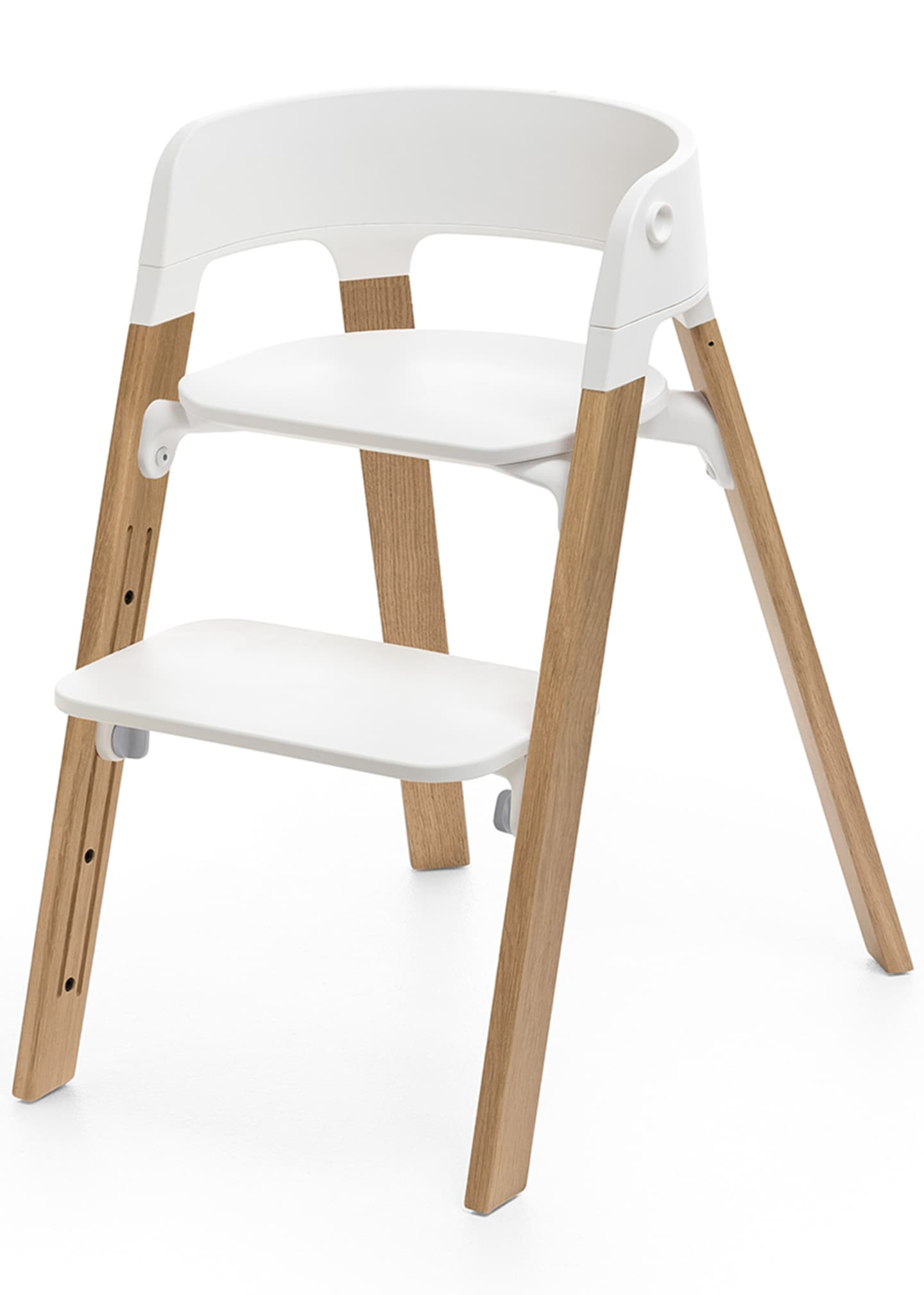 Stokke Steps? Chair Legs, Oak Natural