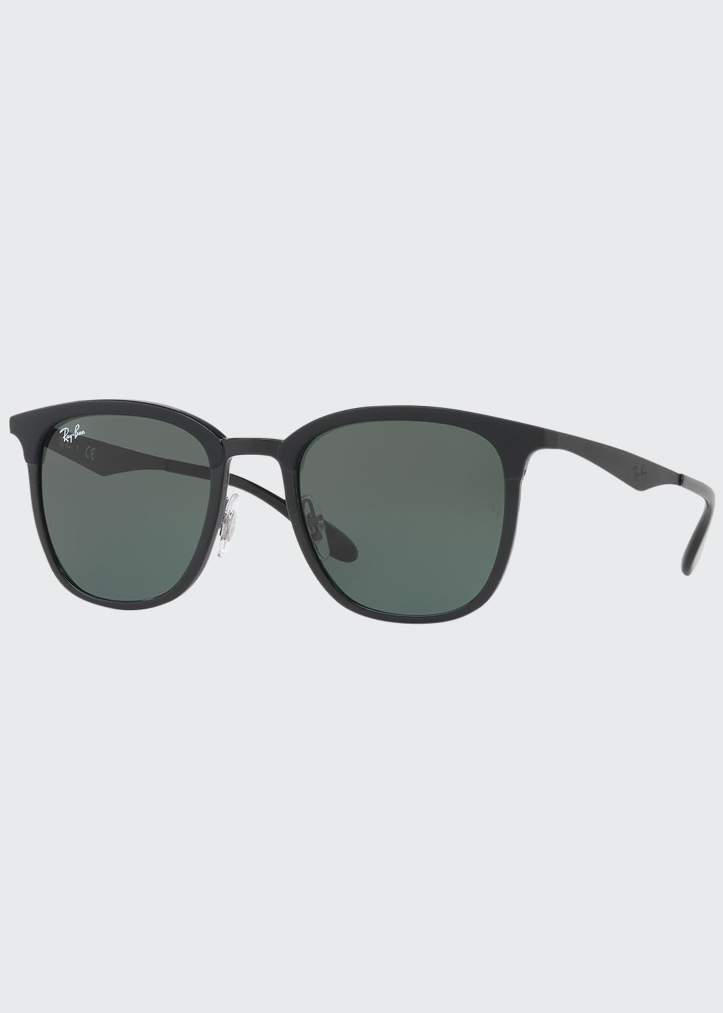 Ray-Ban Men's RB4278 Square Sunglasses, Black