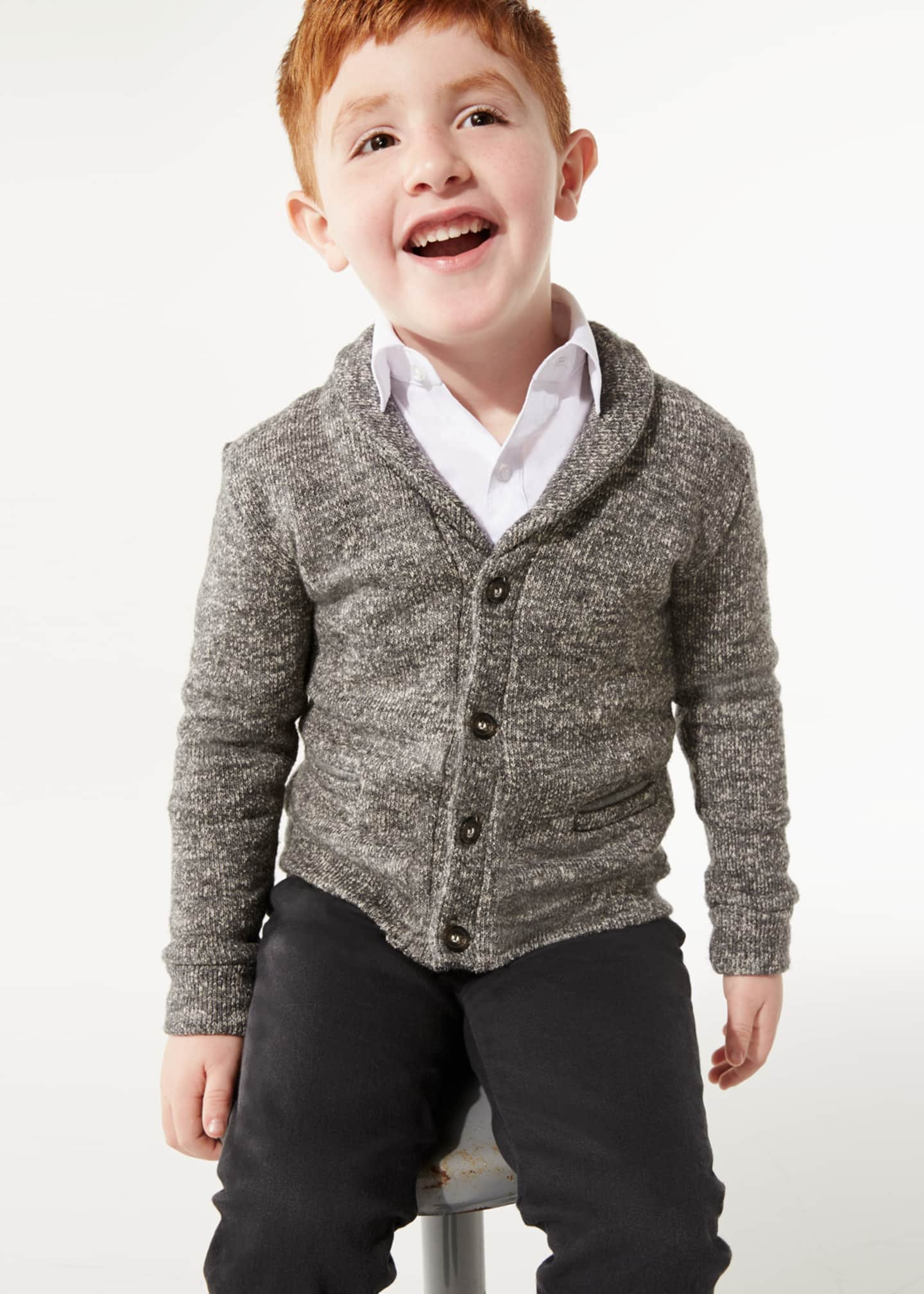 Image 2 of 4: The Standard Poplin Shirt, Size 2T-14