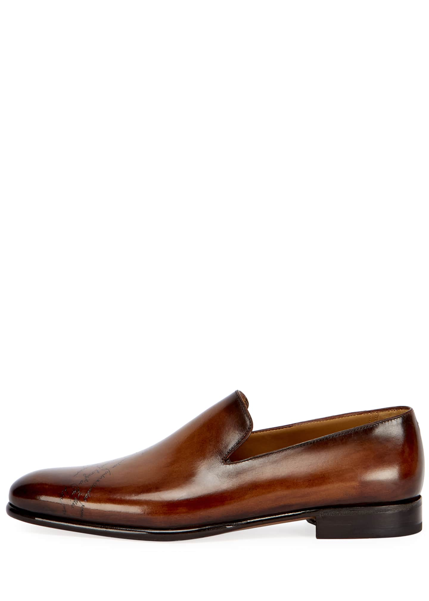 Image 2 of 3: Scritto Leather Slip-On Dress Shoe