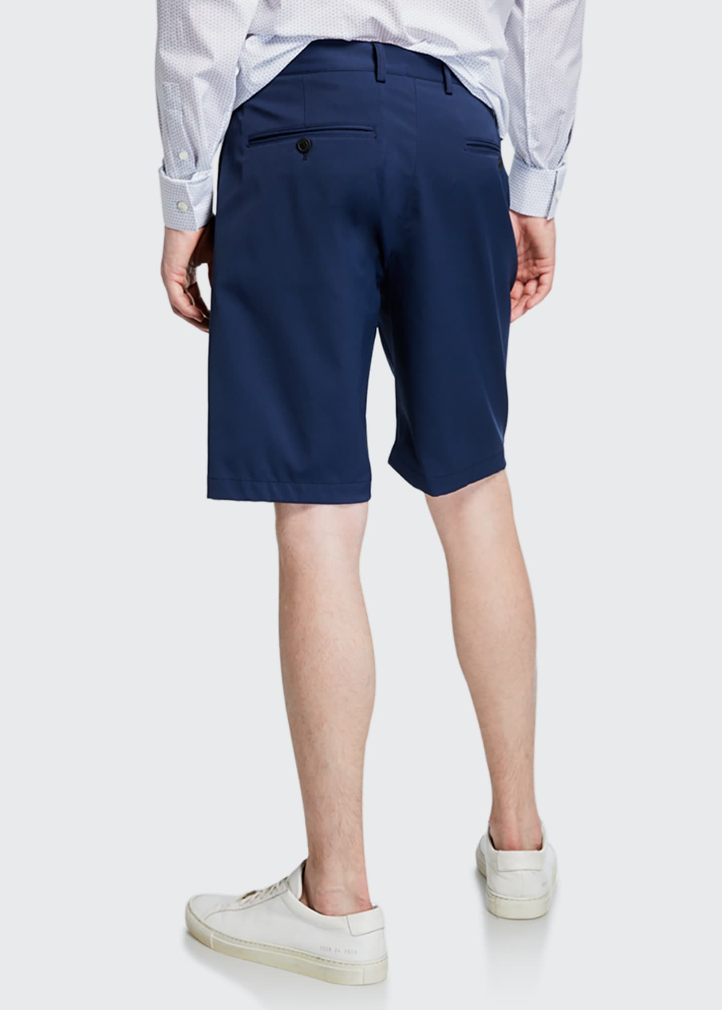 Image 2 of 2: Men's Zaine SW Neoteric Slim-Fit Shorts