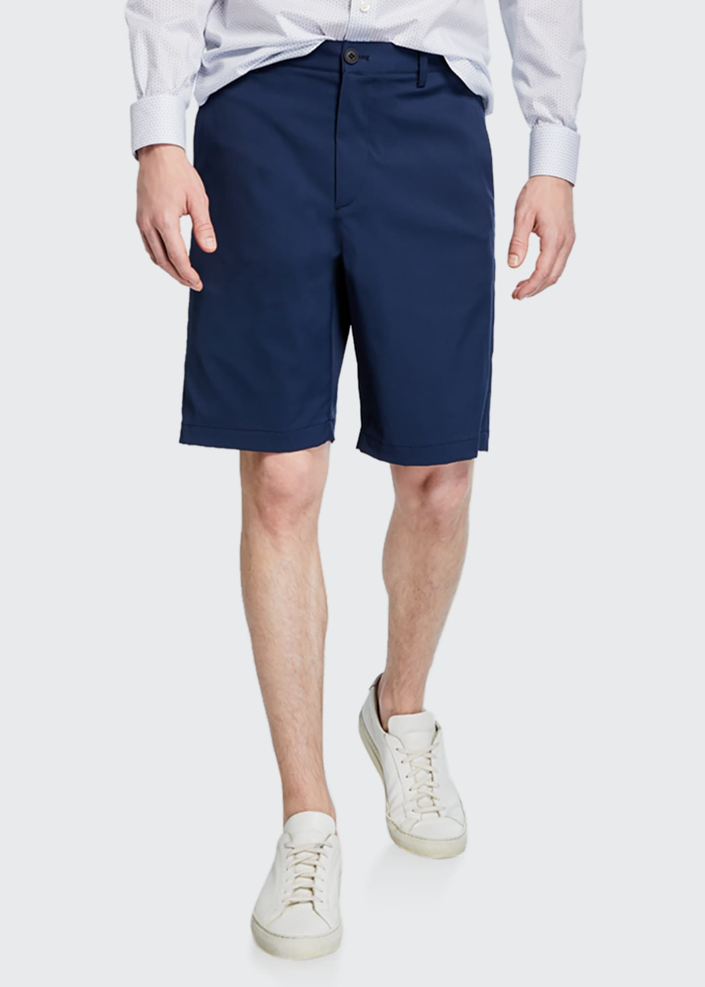 Image 1 of 2: Men's Zaine SW Neoteric Slim-Fit Shorts
