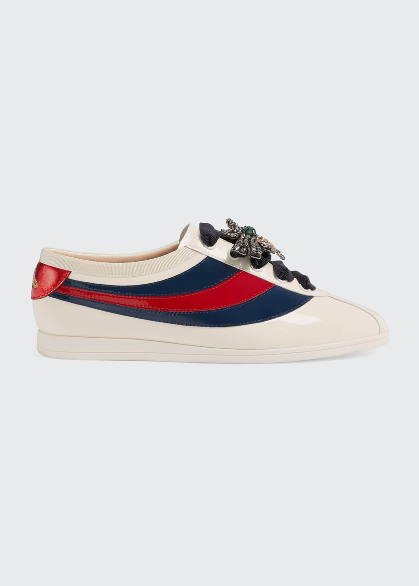 Image 1 of 3: Falacer Patent Sneakers