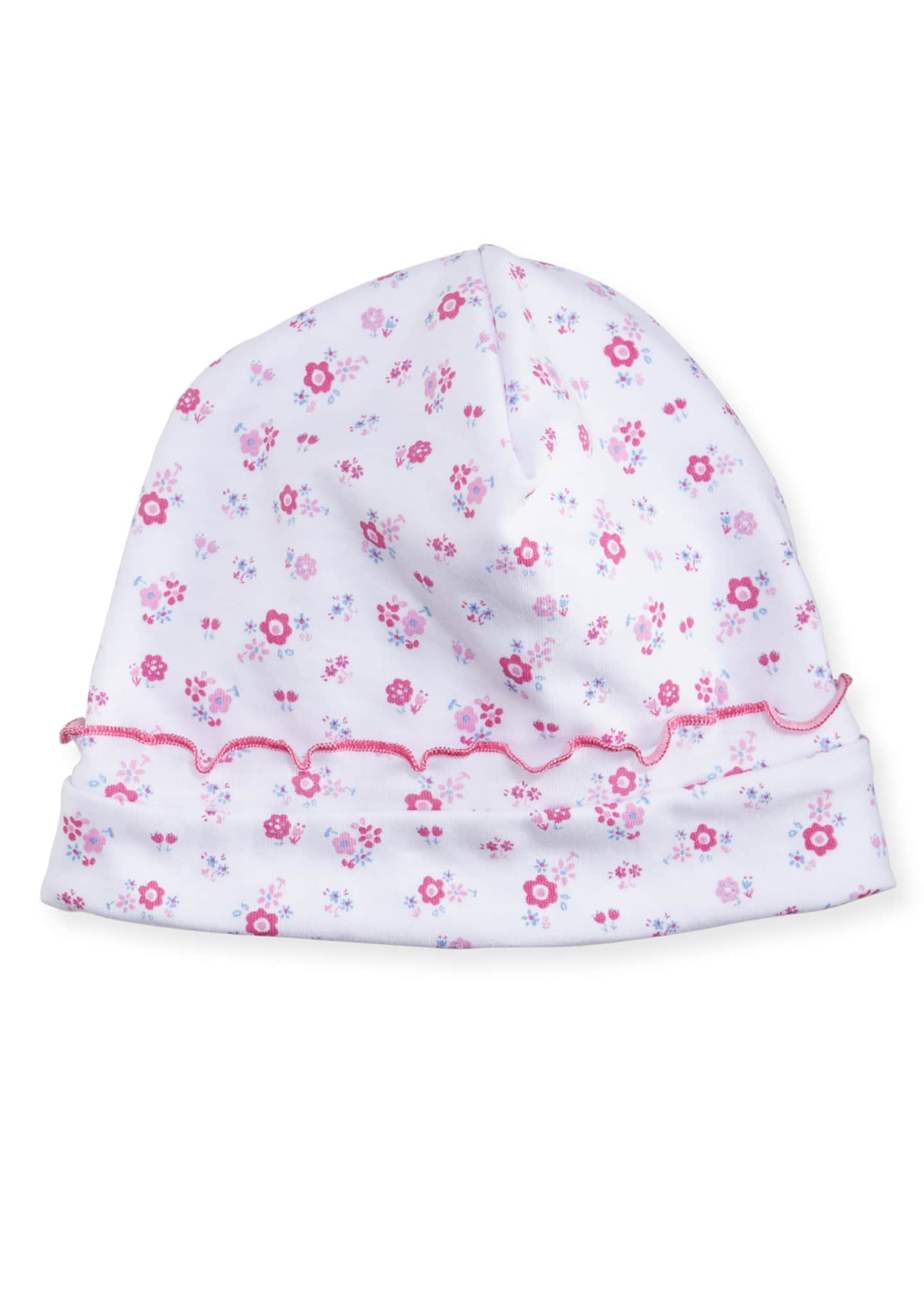 Kissy Kissy Autumn Breeze Pima Baby Hat