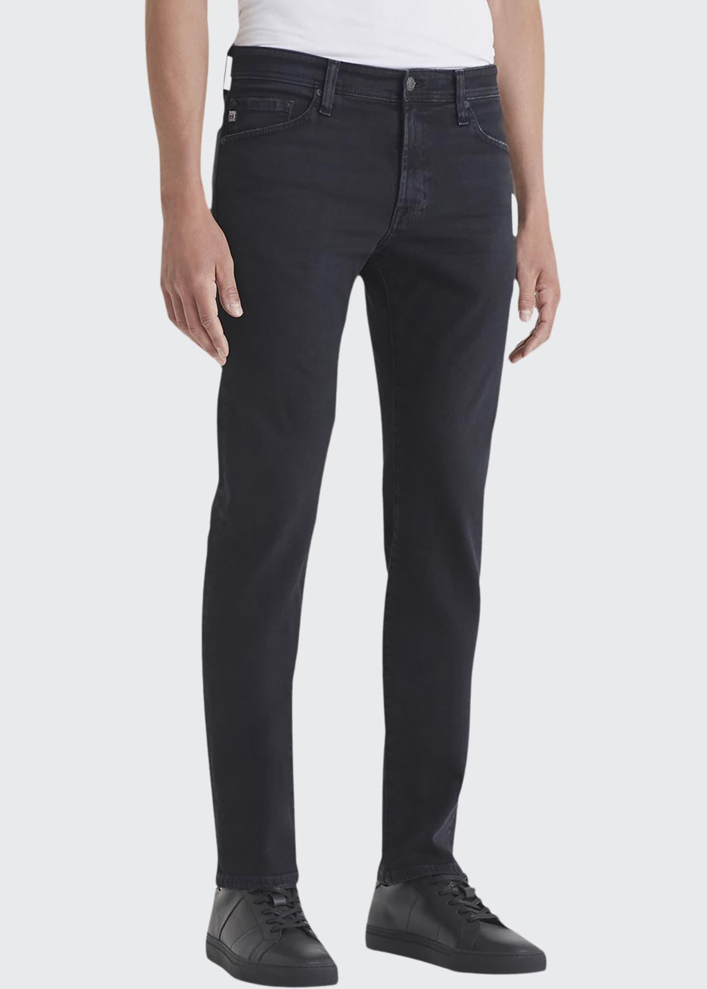 AG Adriano Goldschmied Men's Tellis Slim-Leg Twill Pants
