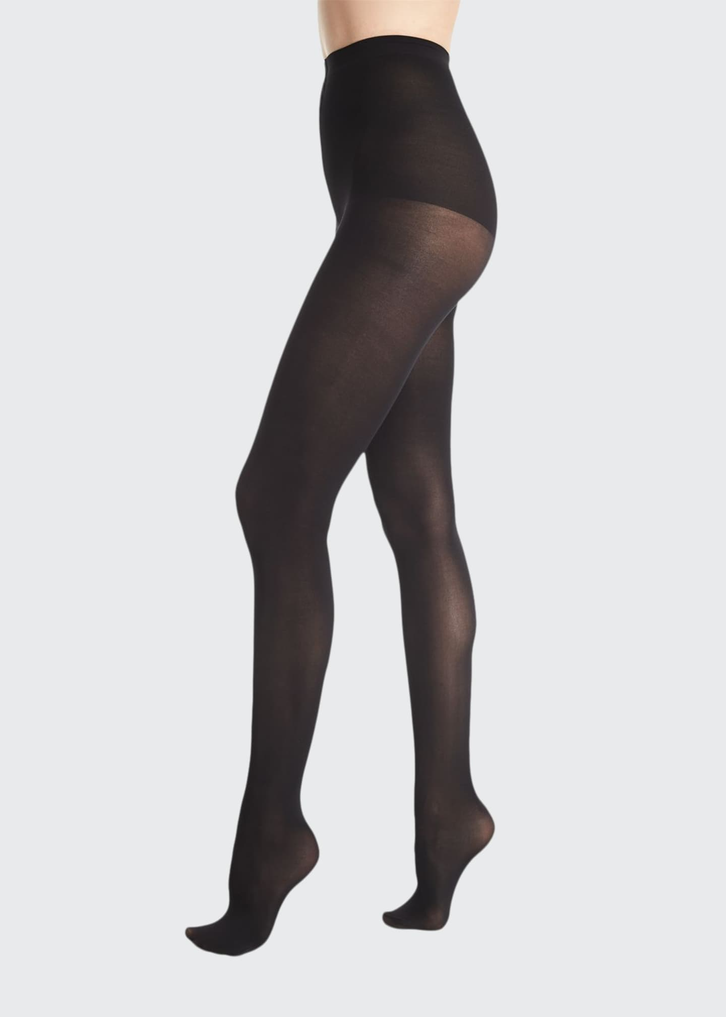 Donna Karan Sueded Jersey Shapewear