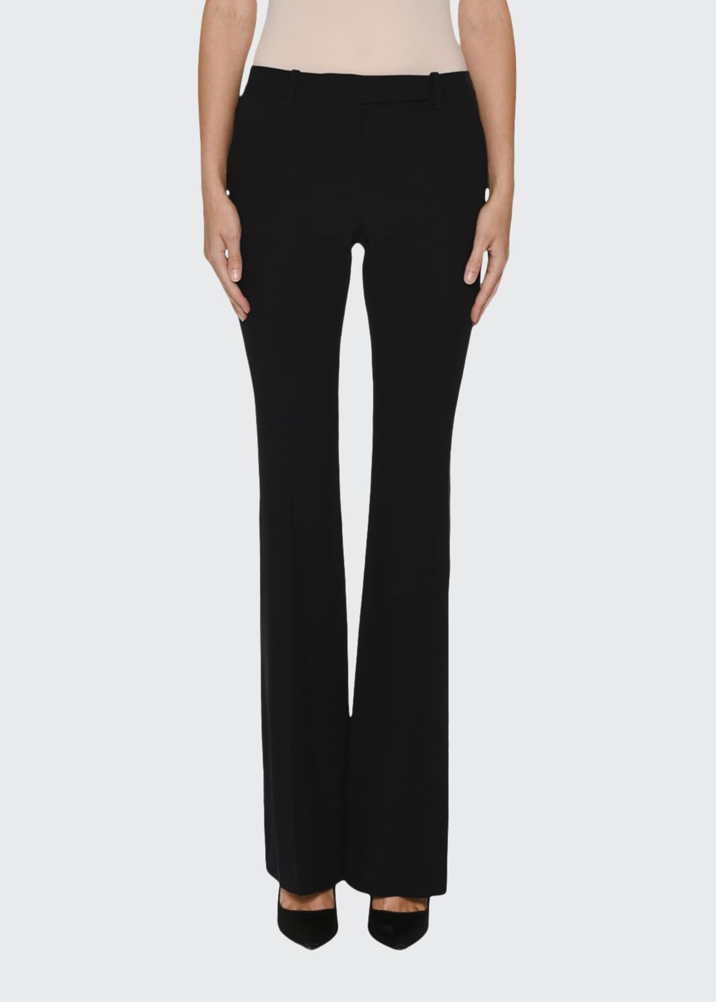 Alexander McQueen Classic Crepe Suiting Pants