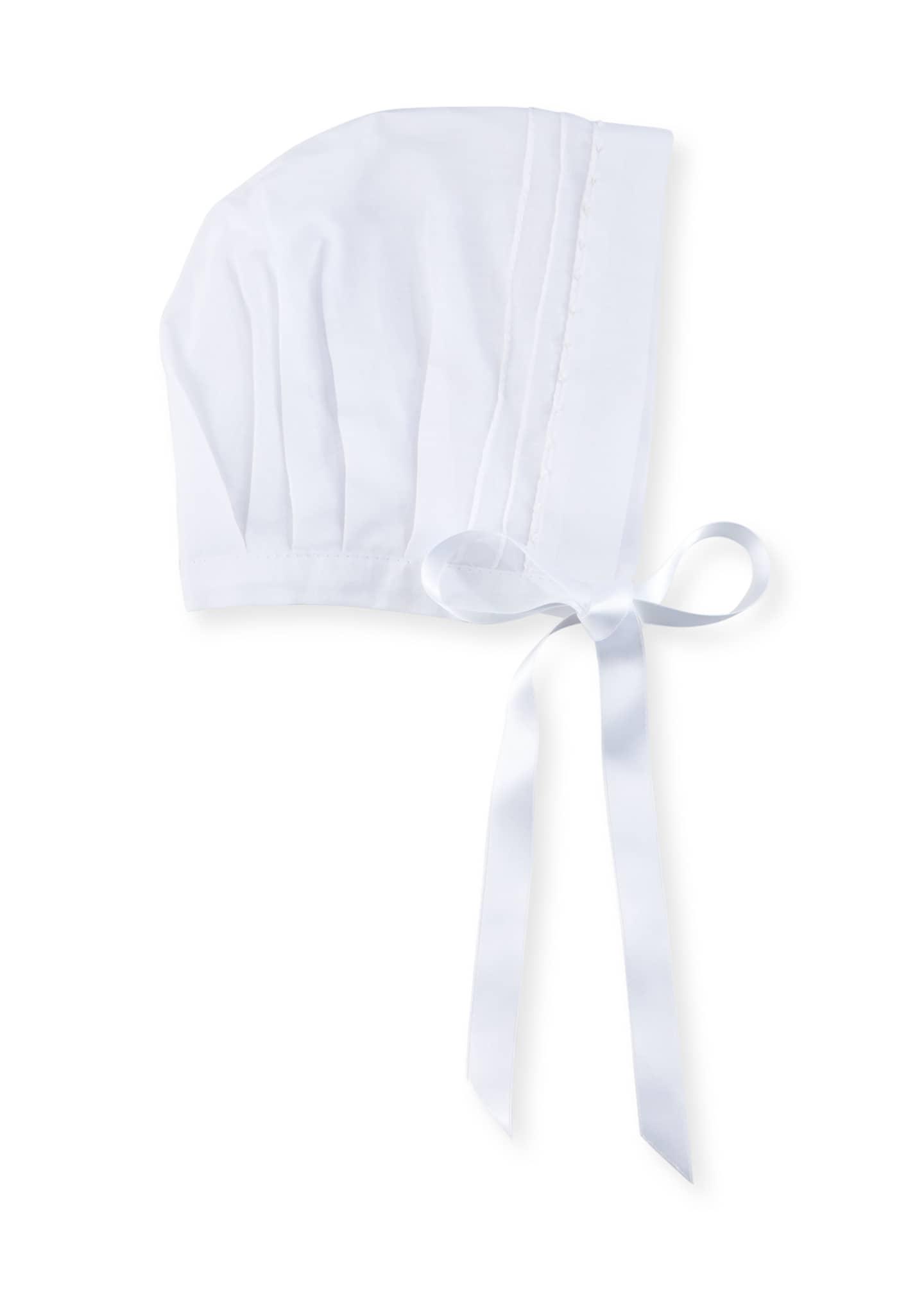 Isabel Garreton Charming Cotton Batiste Bonnet, Size 3-24