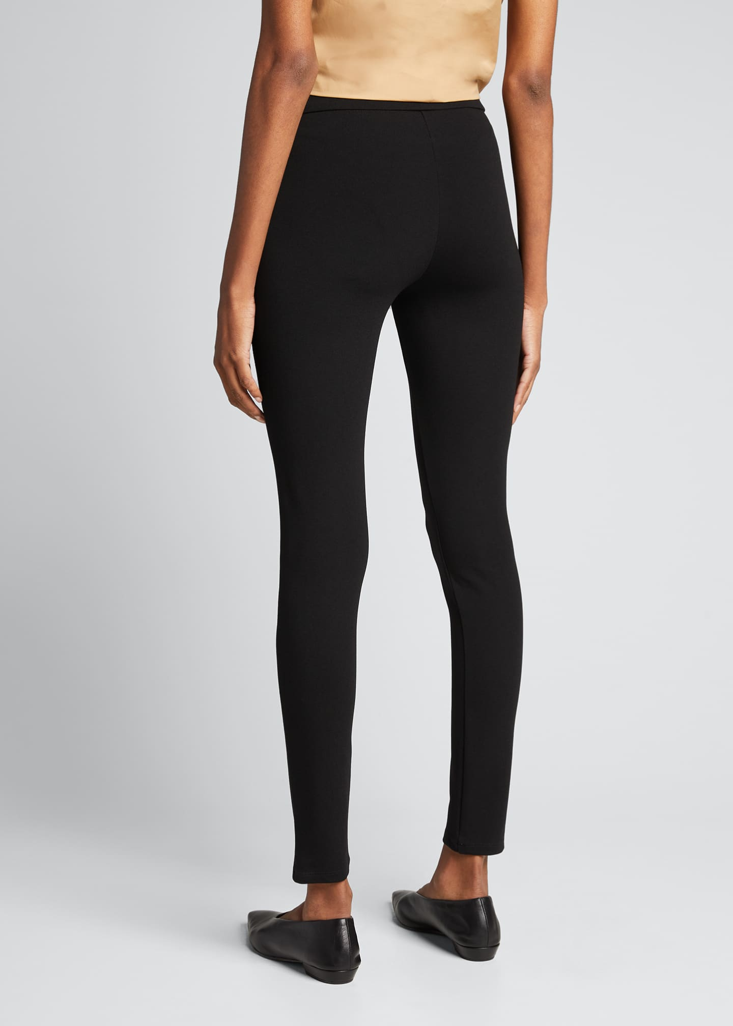 Image 2 of 3: Shawn Pull-On Stretch Leggings