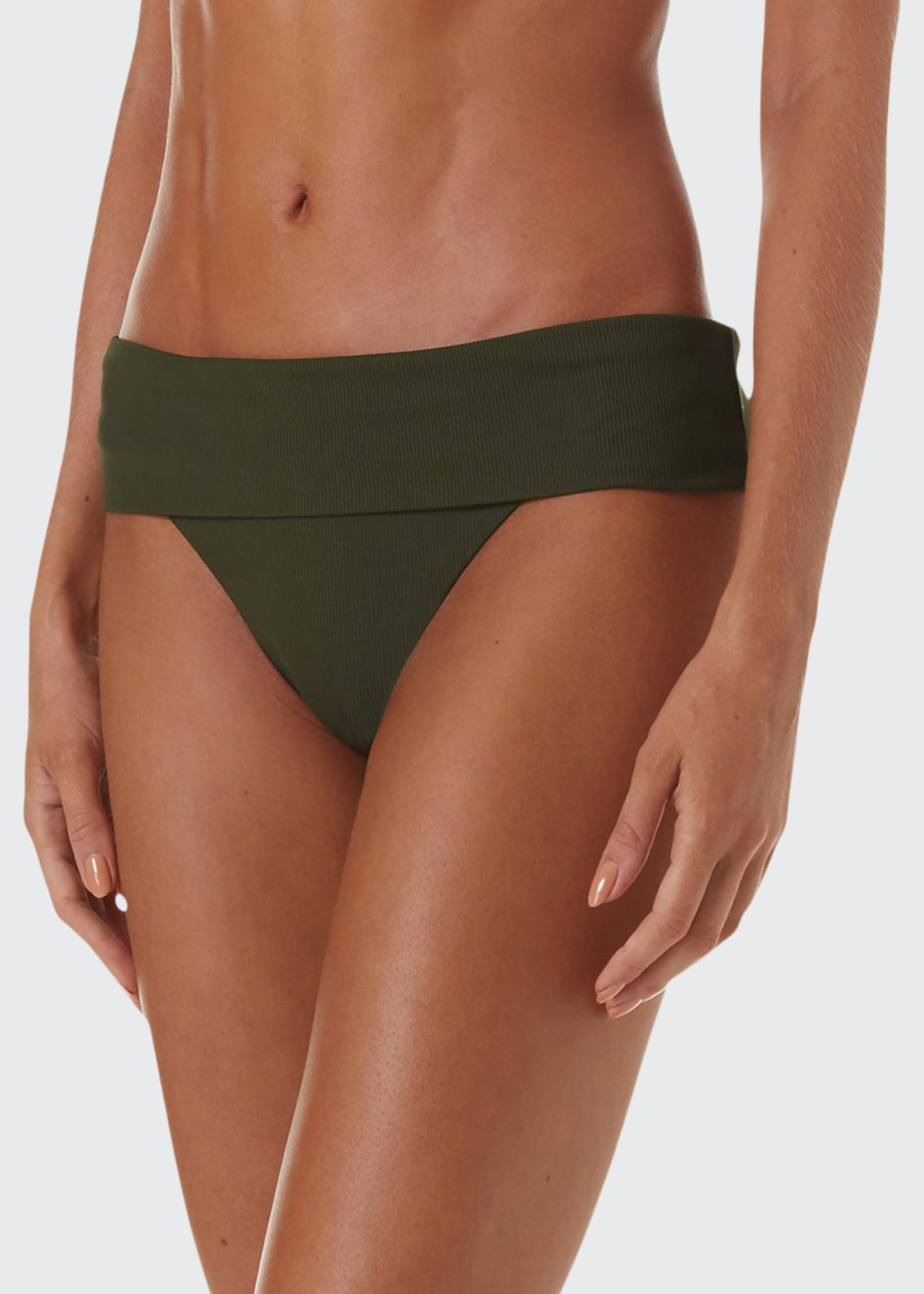 Image 1 of 3: Brussels Luxe Swim Bikini Bottoms