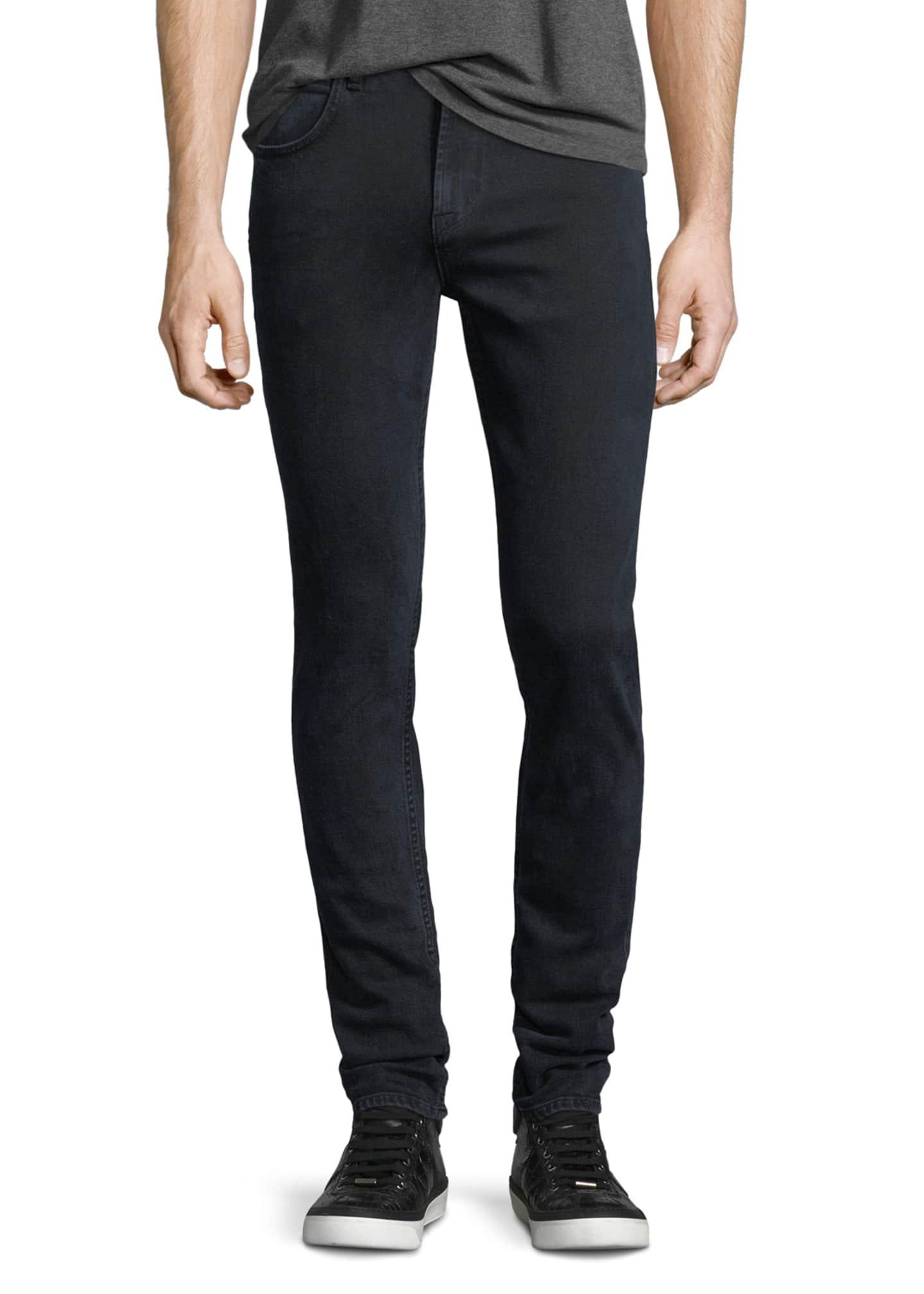 Hudson Men's Axl Stretch-Denim Skinny Jeans, Sight Unseen