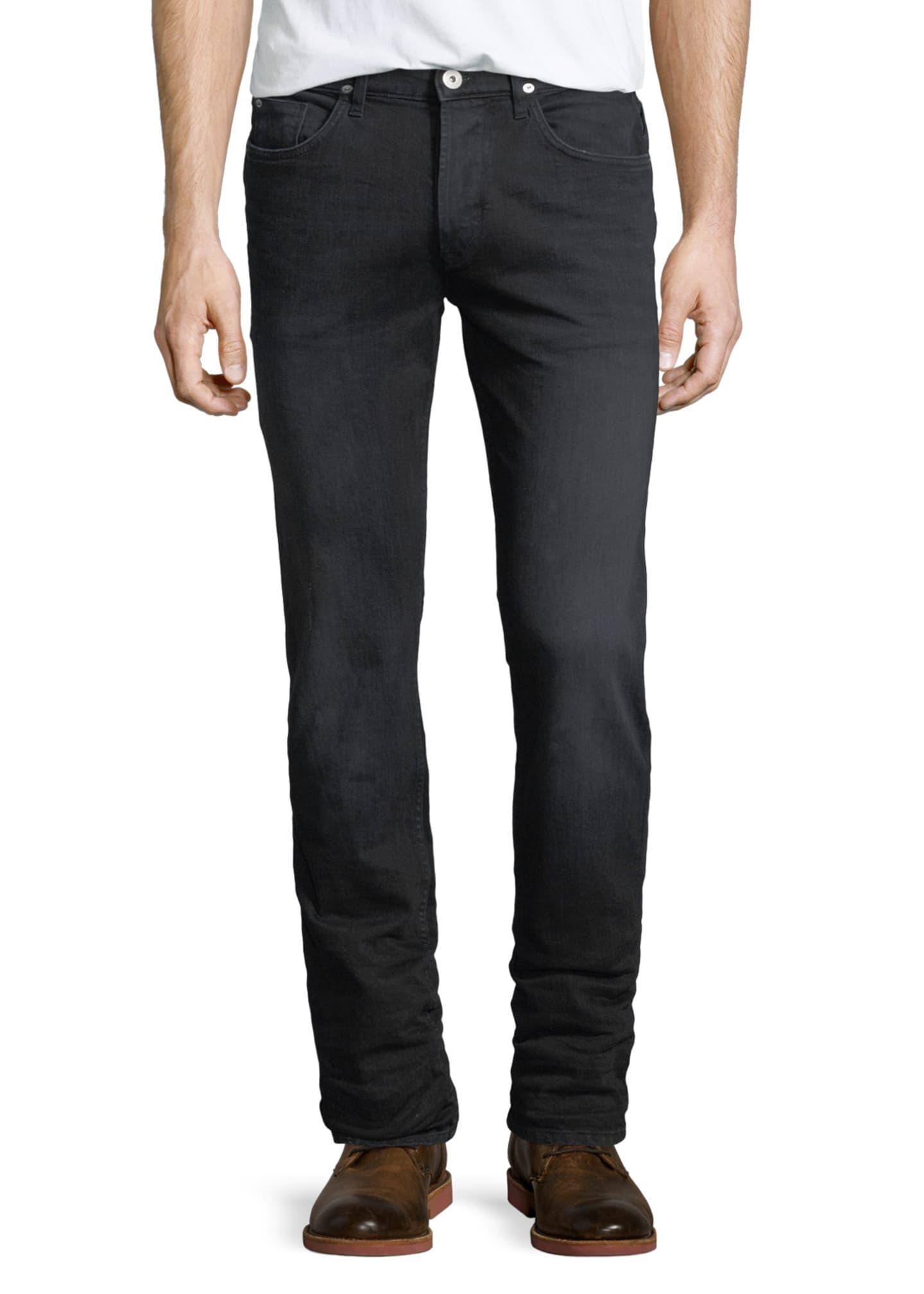 Hudson Men's Sartor Slouchy Skinny Jeans, Lowkey