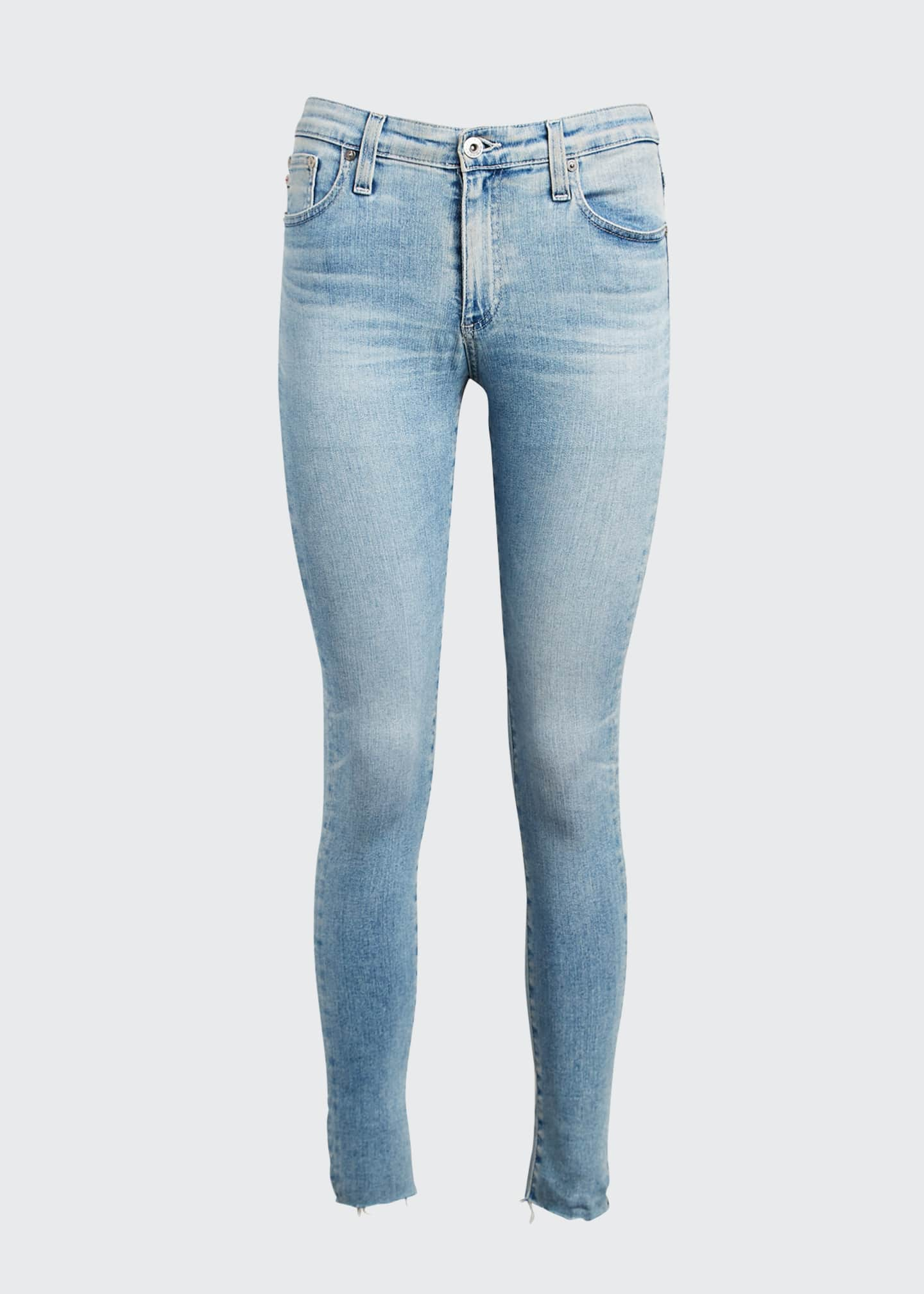 Image 5 of 5: The Farrah High-Rise Skinny Ankle Jeans