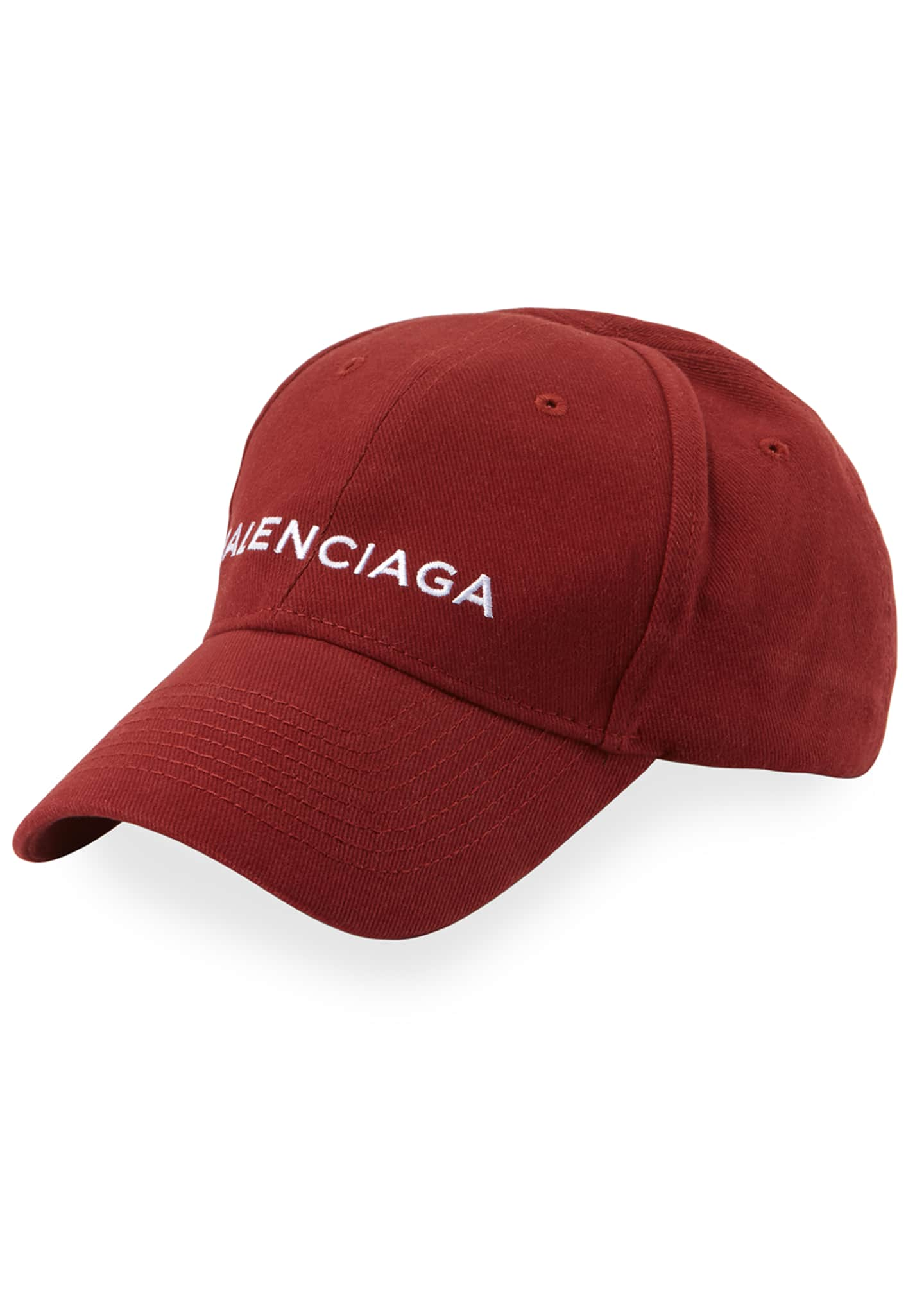 Balenciaga Classic Logo Snapback Baseball Cap
