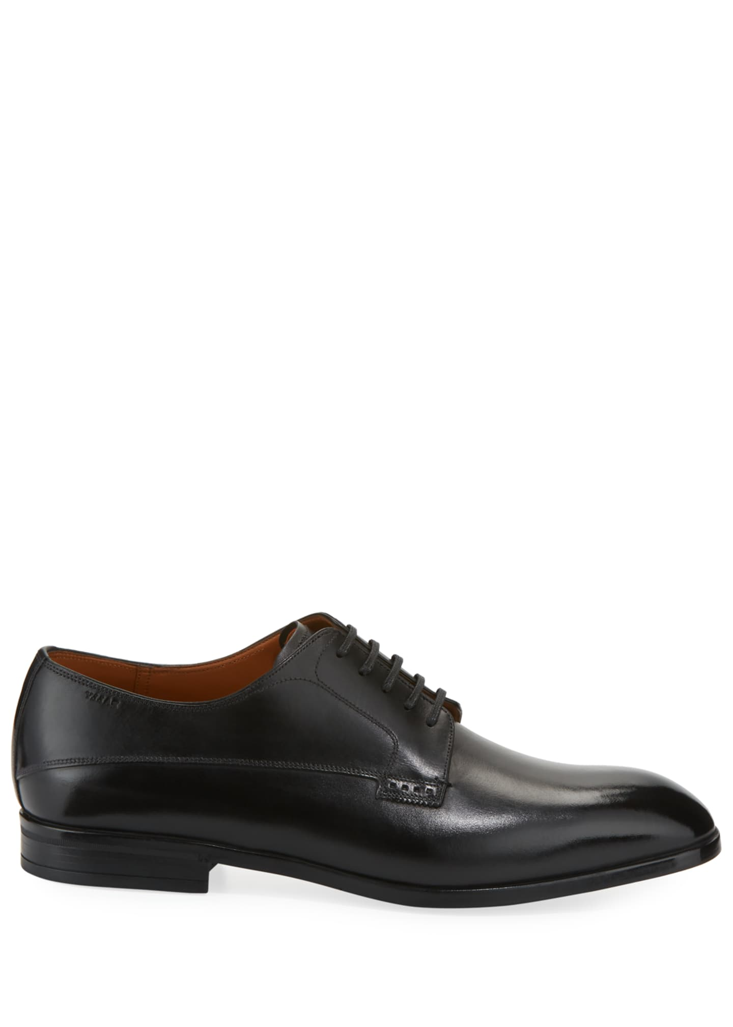 Image 3 of 3: Lantel Classic Leather Derby Shoe