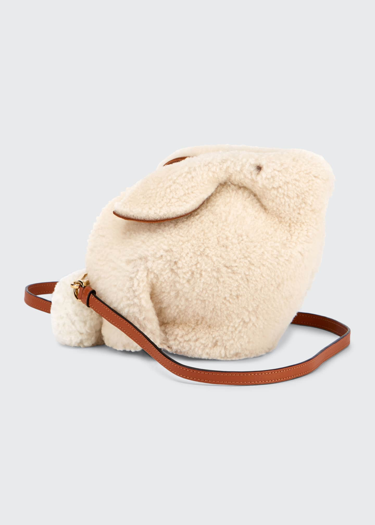 Image 1 of 2: Bunny Mini Crossbody Bag