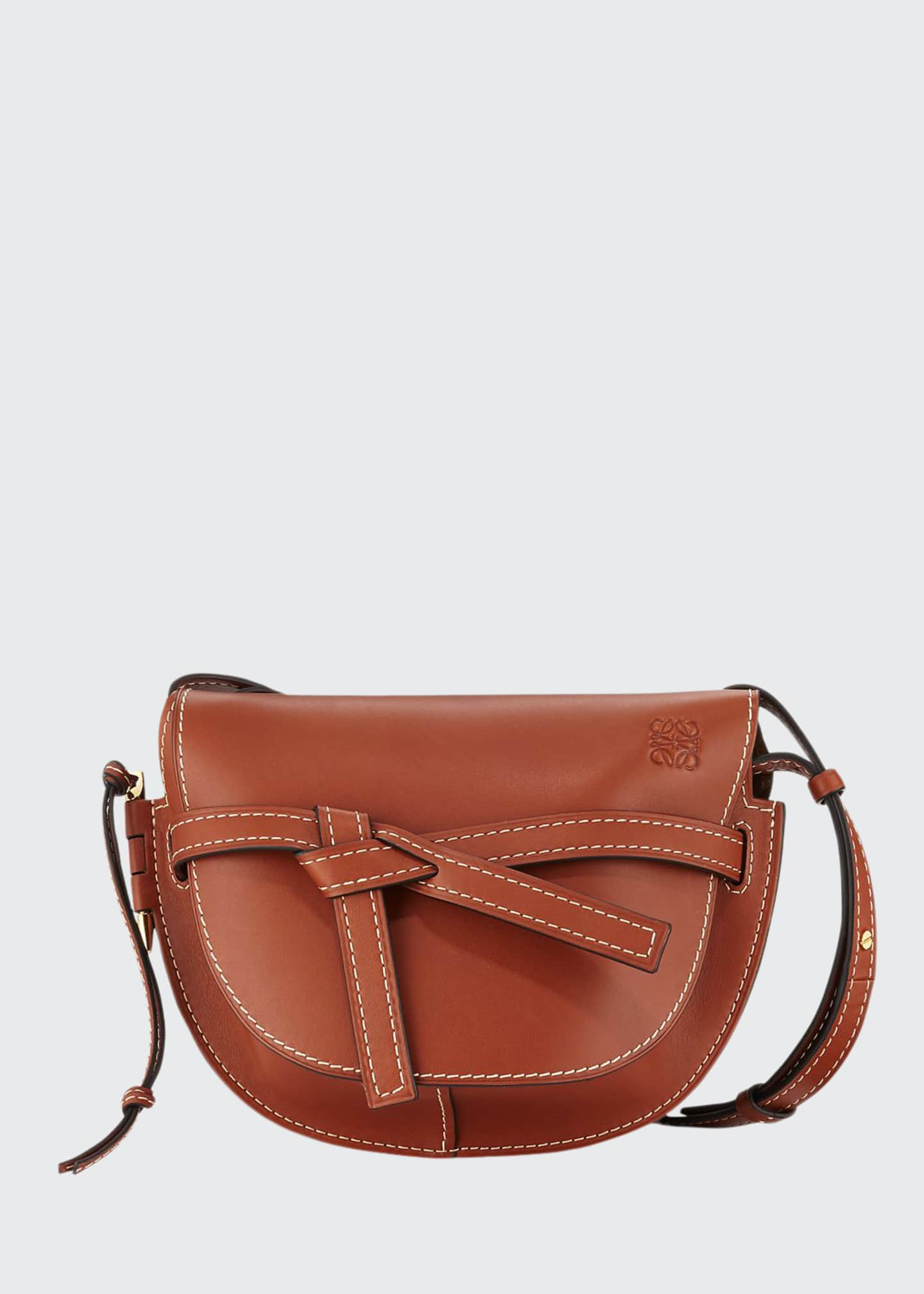 Loewe Gate Small Calf Shoulder Bag