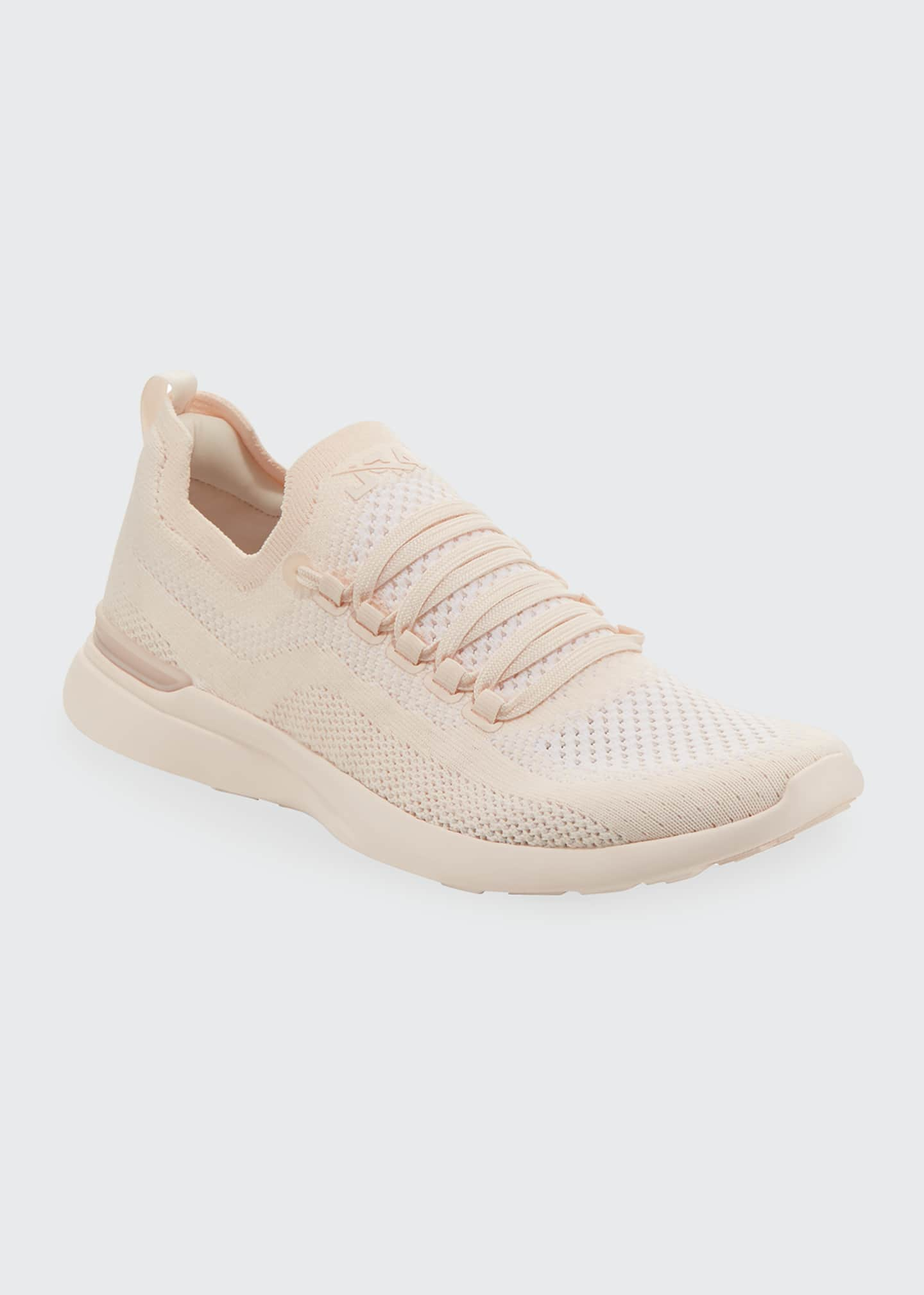 Image 2 of 4: Techloom Breeze Knit Mesh Sneakers