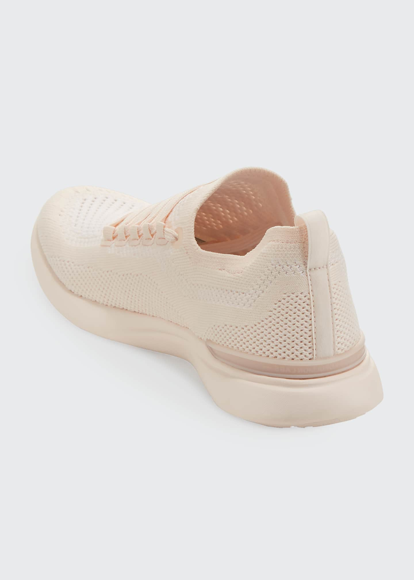 Image 3 of 4: Techloom Breeze Knit Mesh Sneakers