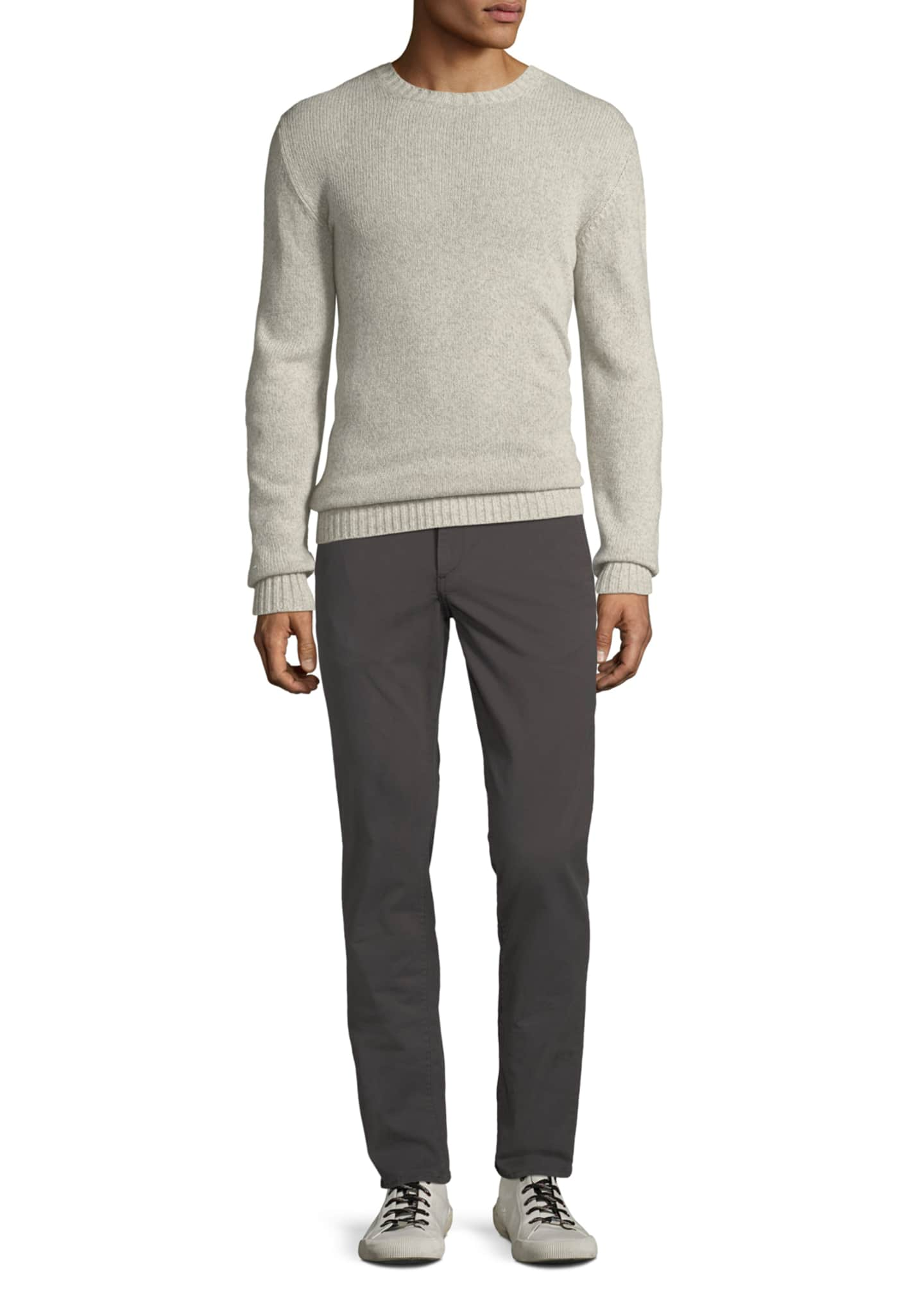 Image 3 of 3: Men's Standard Issue Fit 2 Mid-Rise Relaxed Slim-Fit Jeans, Gray