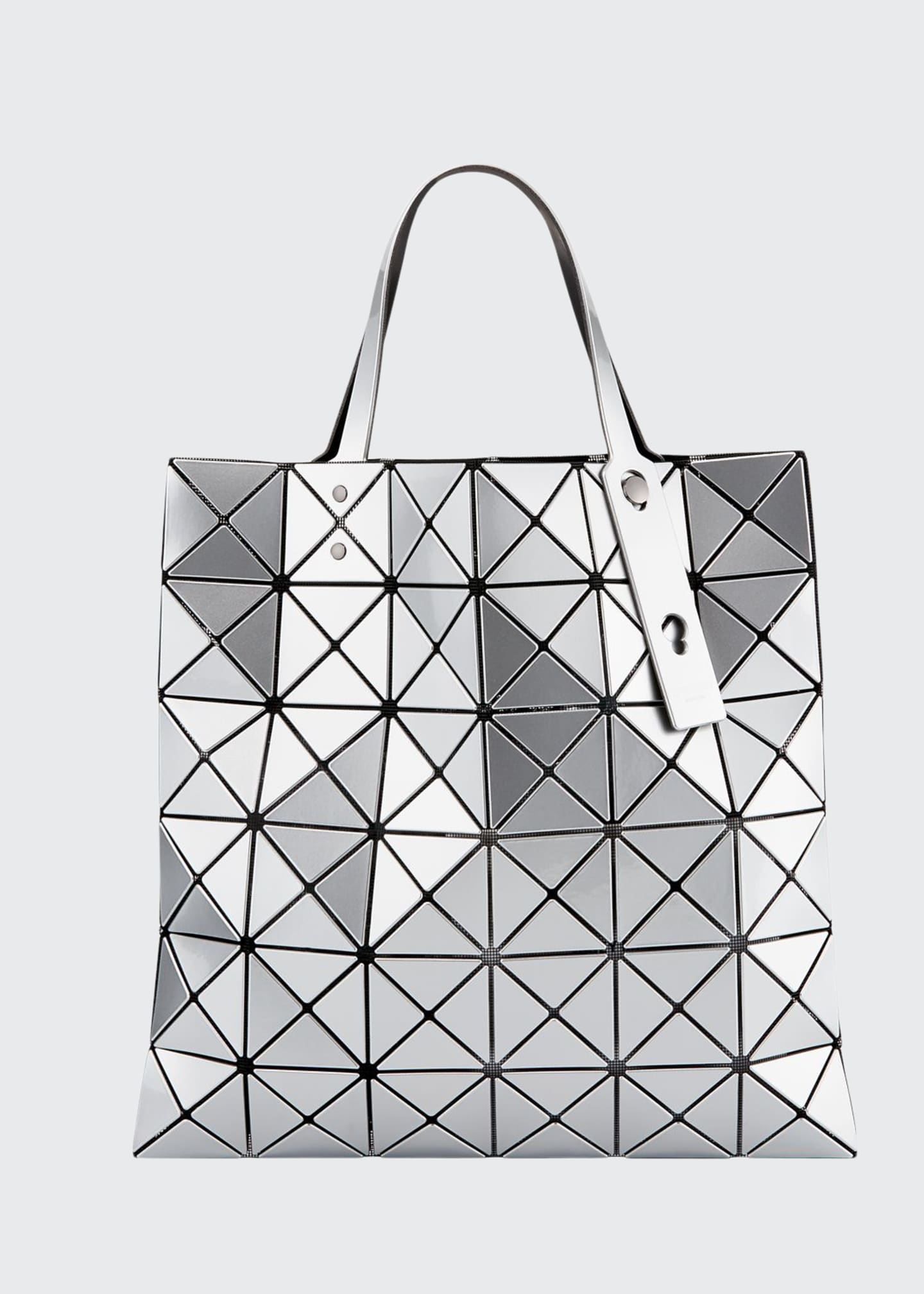 BAO BAO ISSEY MIYAKE Lucent Lightweight Collapsible Tote
