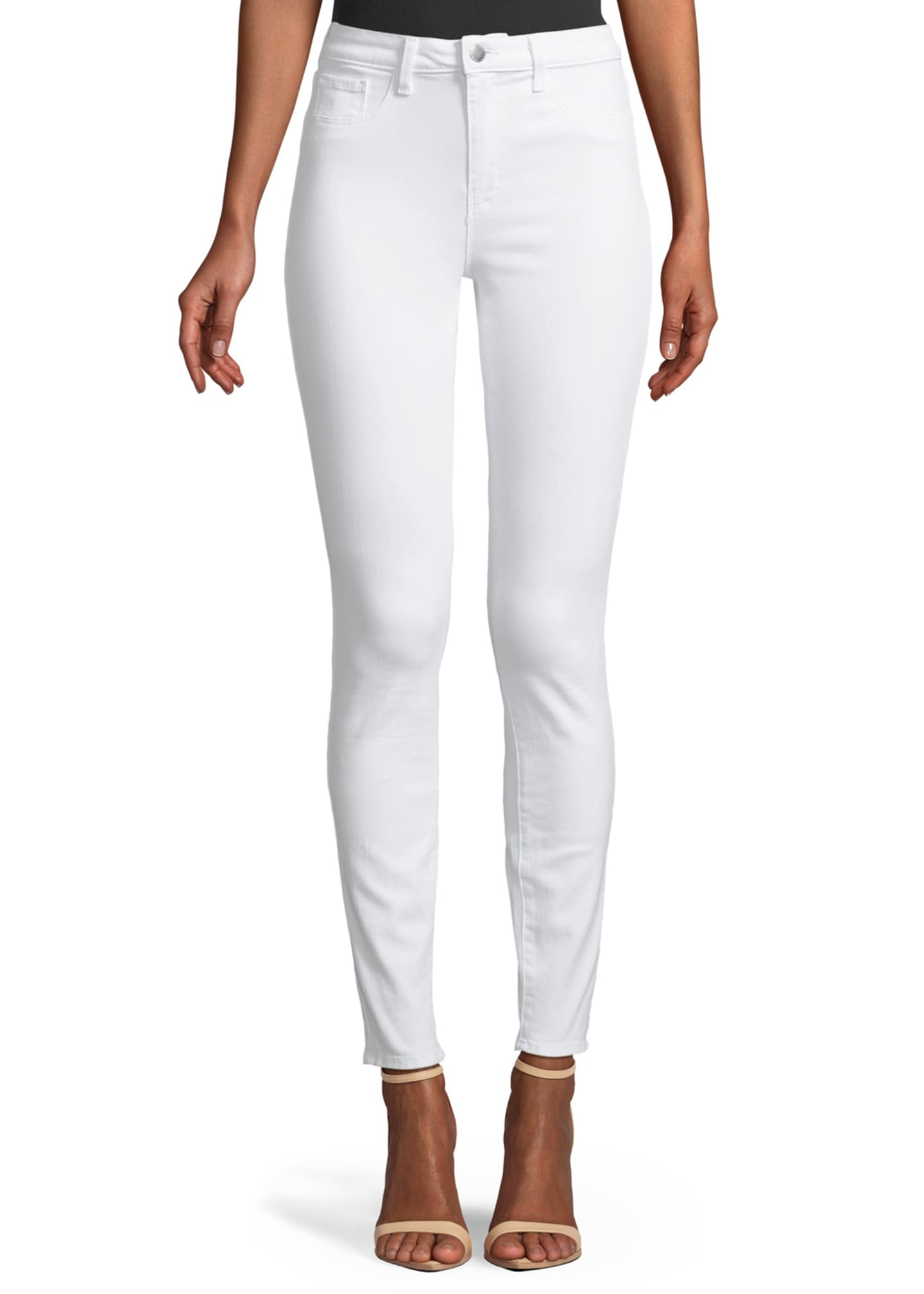 Image 1 of 2: Marguerite High-Rise Skinny Jeans