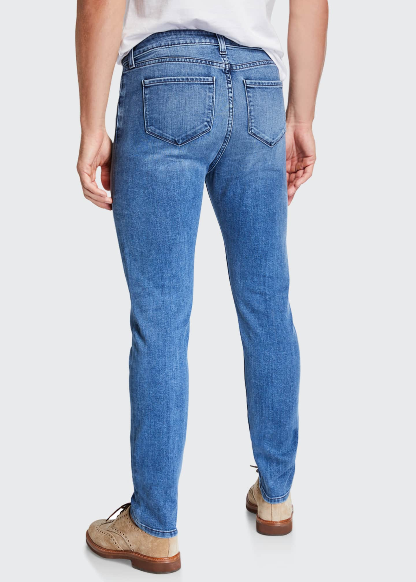 Image 2 of 3: Men's Greyson Skinny Fit Stretch Jeans